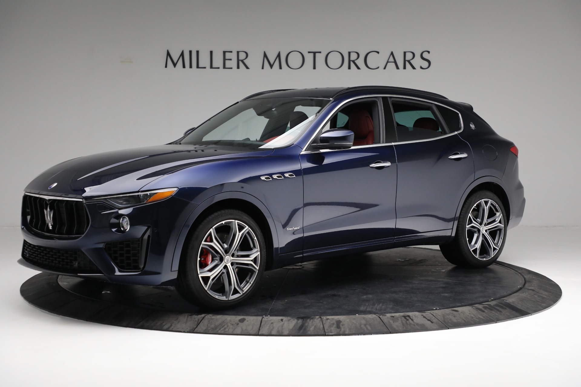 New 2019 Maserati Levante S Q4 GranSport For Sale In Greenwich, CT 3143_p2