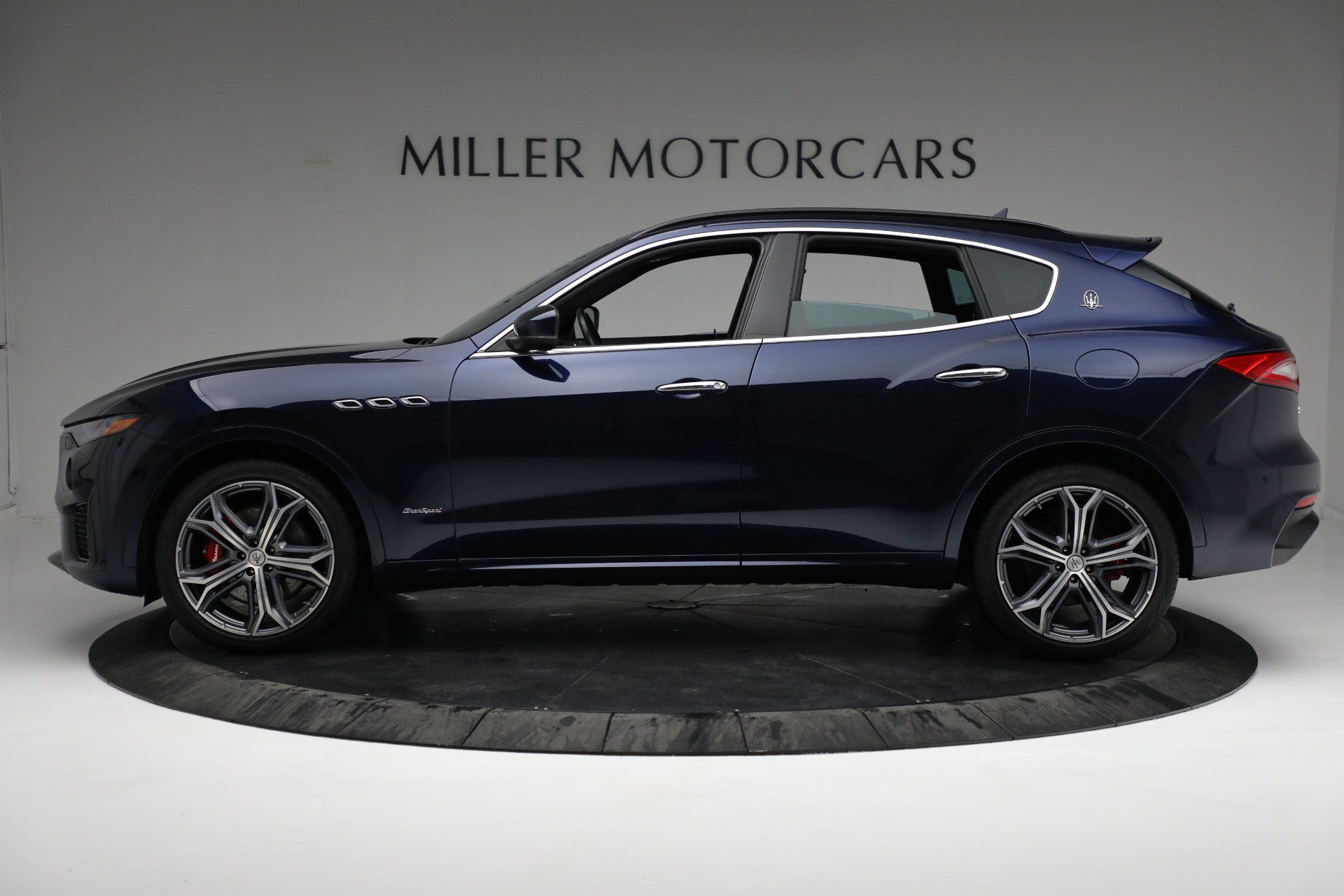 New 2019 Maserati Levante S Q4 GranSport For Sale In Greenwich, CT 3143_p3