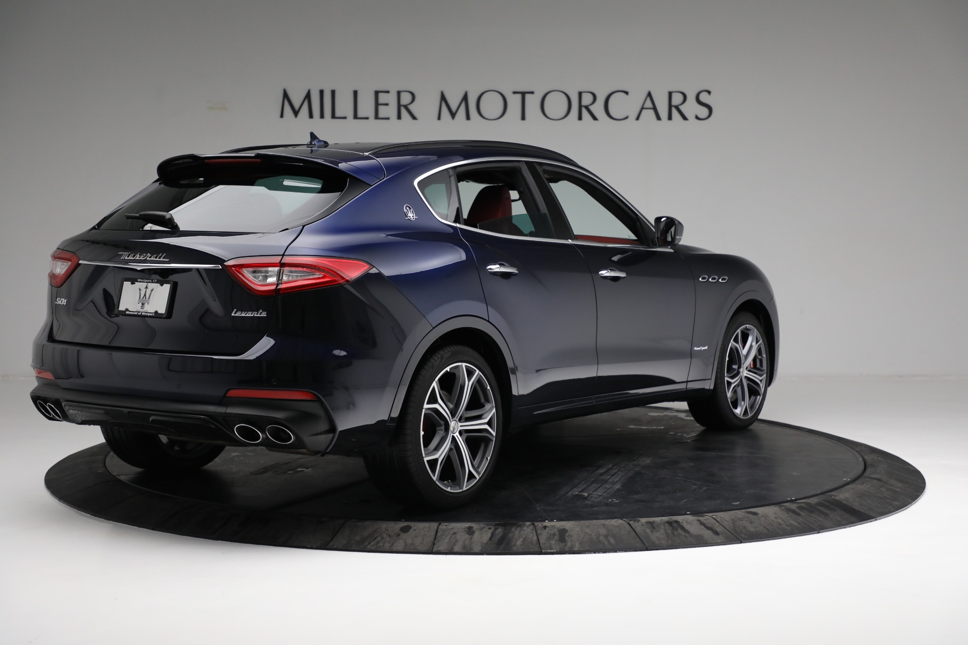 New 2019 Maserati Levante S Q4 GranSport For Sale In Greenwich, CT 3143_p7