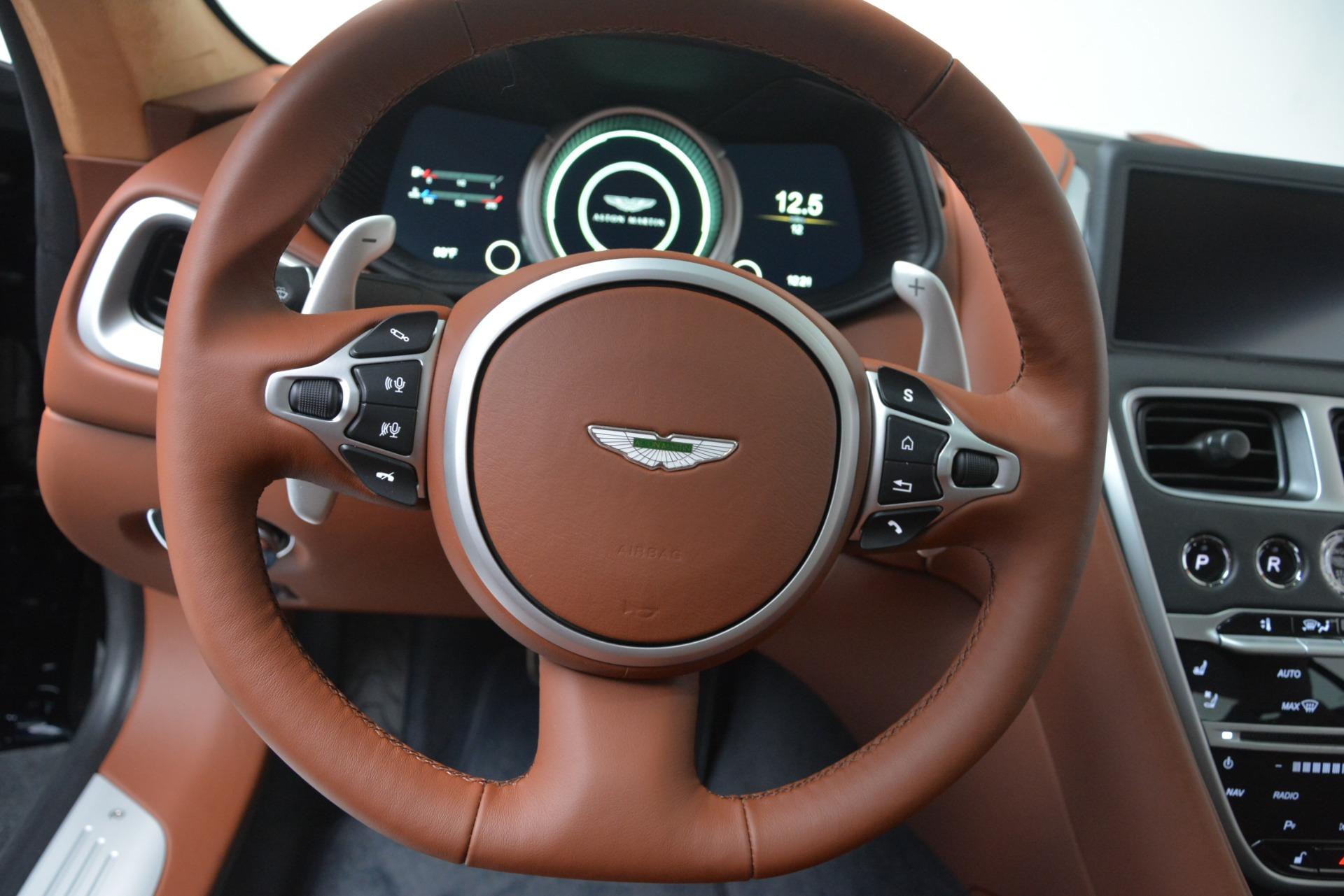 New 2019 Aston Martin DB11 V8 For Sale In Greenwich, CT 3145_p22