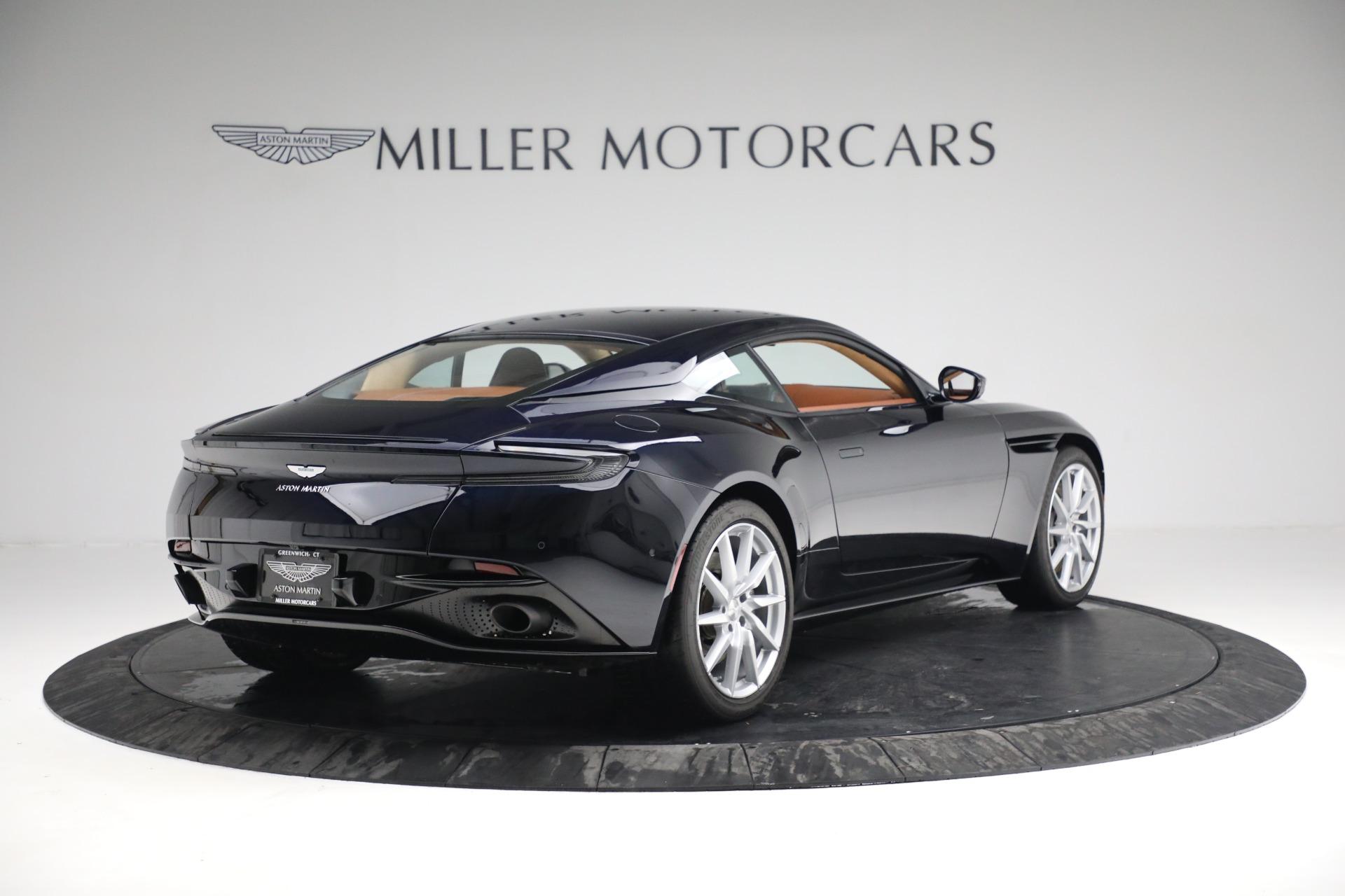 New 2019 Aston Martin DB11 V8 For Sale In Greenwich, CT 3145_p7