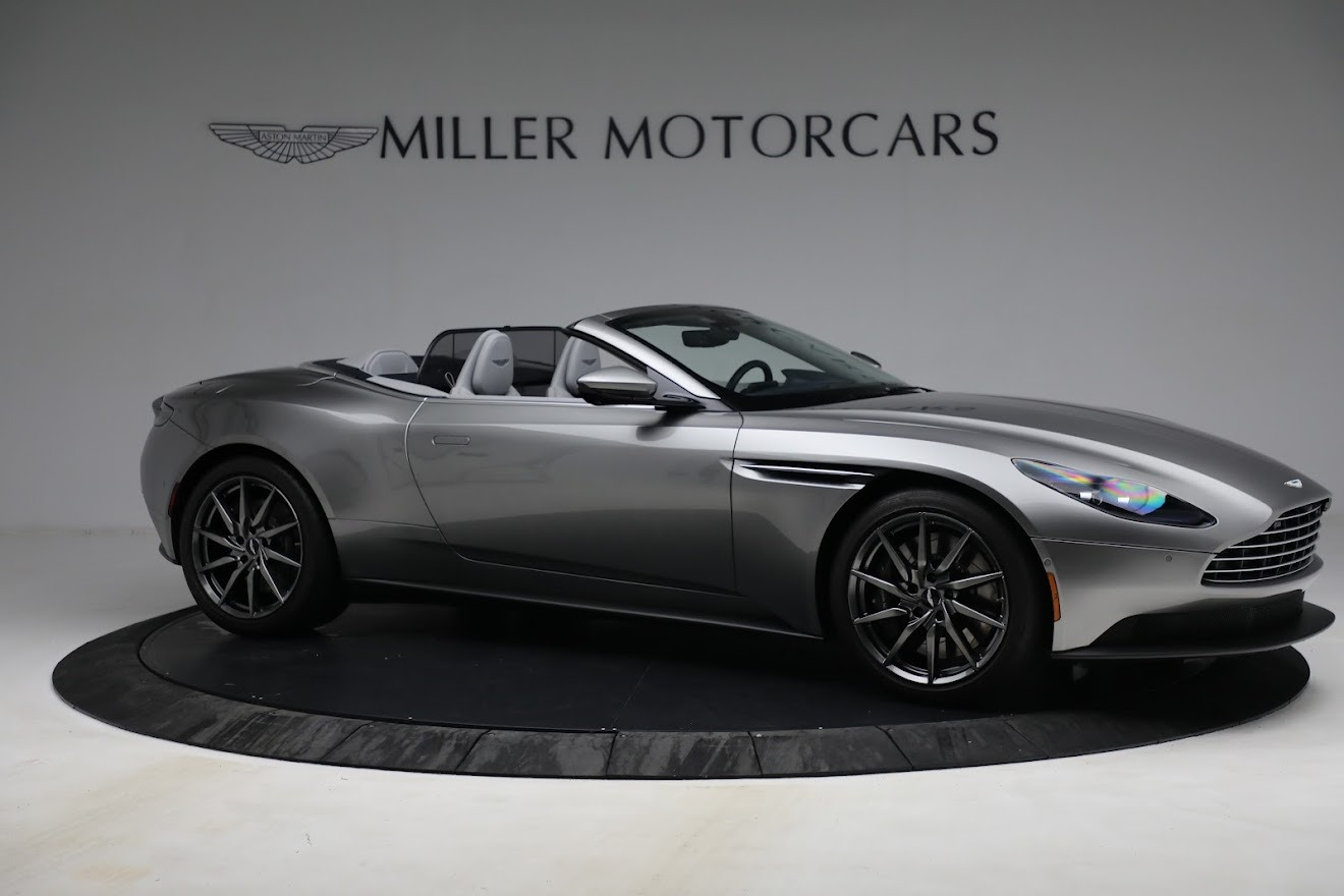 New 2019 Aston Martin DB11 V8 Convertible For Sale In Greenwich, CT 3147_p10