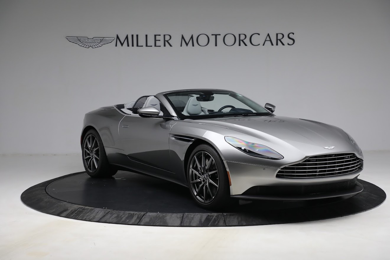 New 2019 Aston Martin DB11 V8 Convertible For Sale In Greenwich, CT 3147_p11