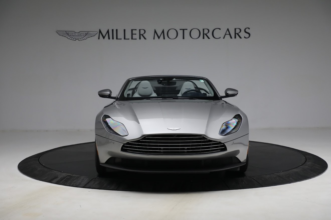 New 2019 Aston Martin DB11 V8 Convertible For Sale In Greenwich, CT 3147_p12