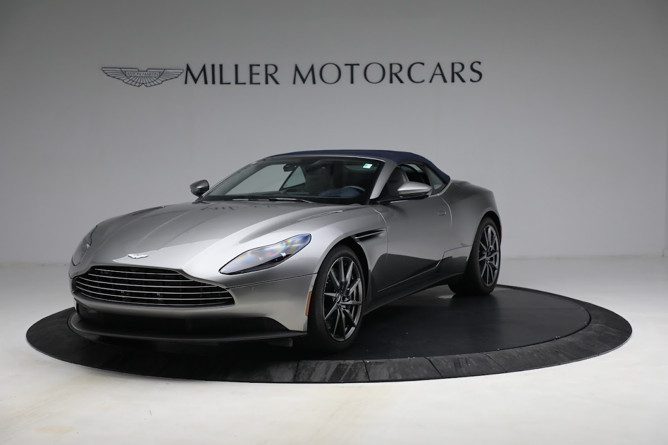 New 2019 Aston Martin DB11 V8 Convertible For Sale In Greenwich, CT 3147_p14