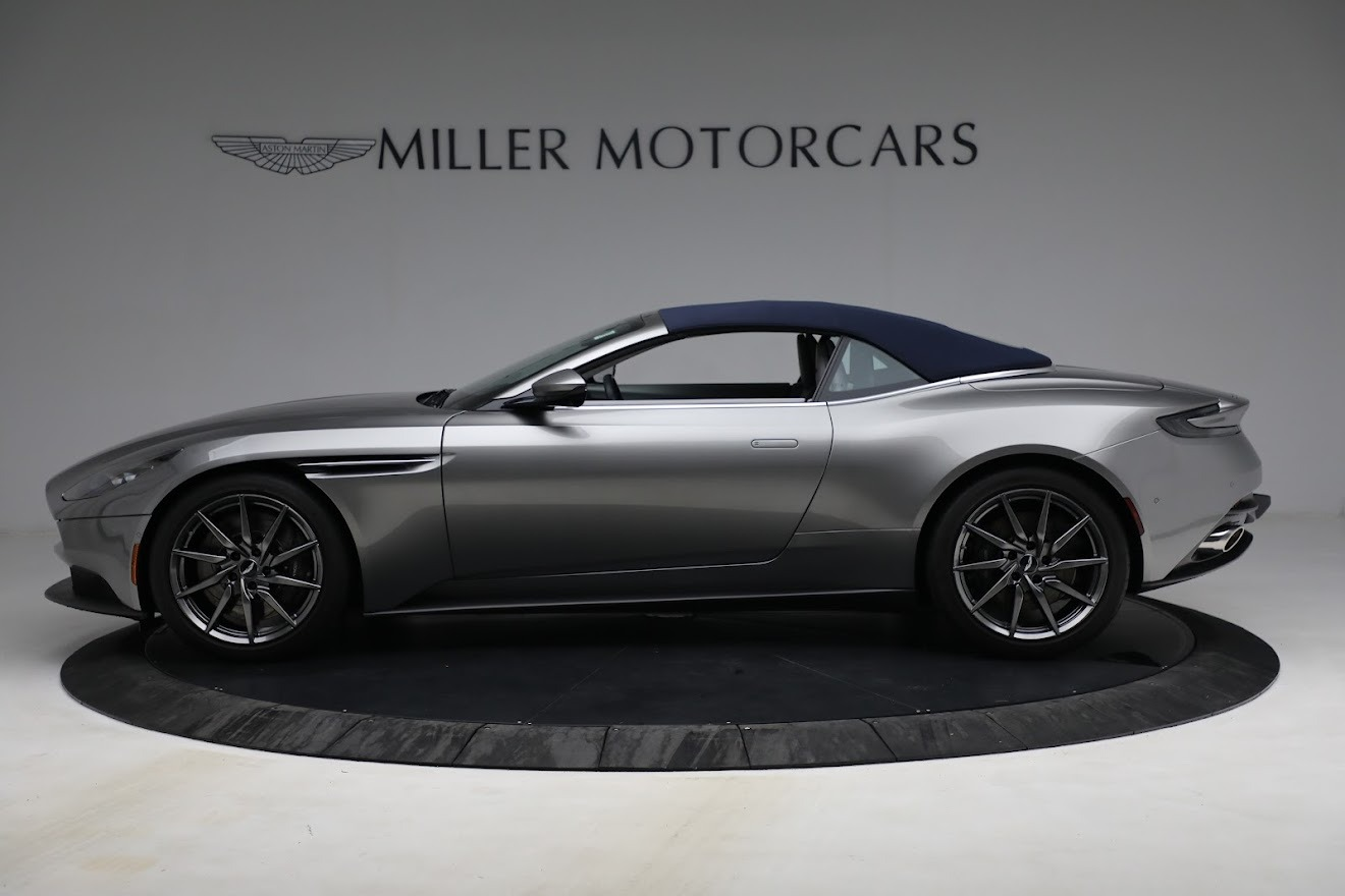 New 2019 Aston Martin DB11 V8 Convertible For Sale In Greenwich, CT 3147_p15