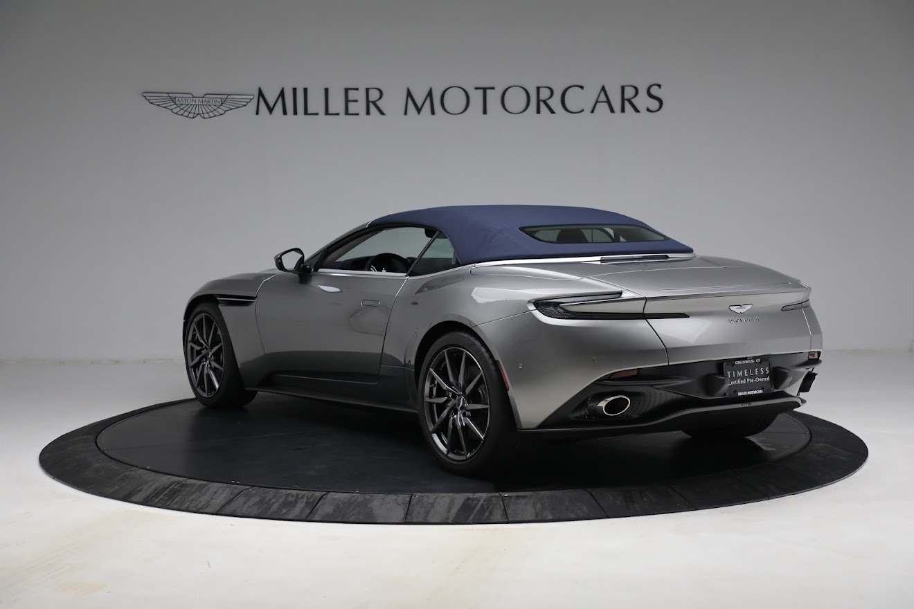 New 2019 Aston Martin DB11 V8 Convertible For Sale In Greenwich, CT 3147_p16