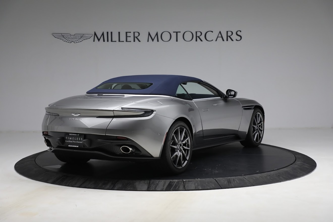 New 2019 Aston Martin DB11 V8 Convertible For Sale In Greenwich, CT 3147_p17