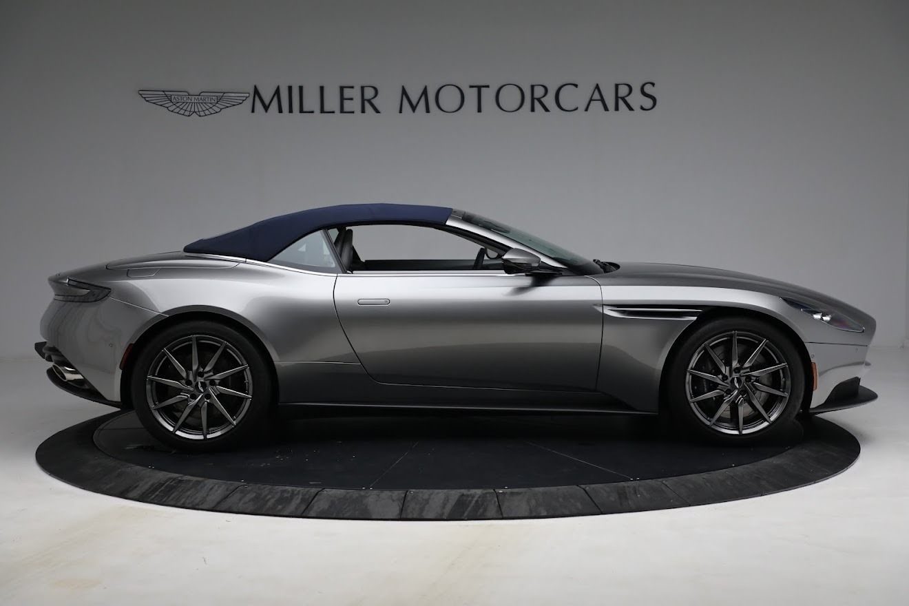 New 2019 Aston Martin DB11 V8 Convertible For Sale In Greenwich, CT 3147_p18
