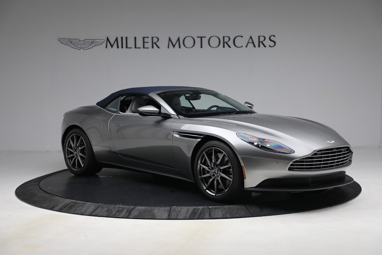 New 2019 Aston Martin DB11 V8 Convertible For Sale In Greenwich, CT 3147_p19