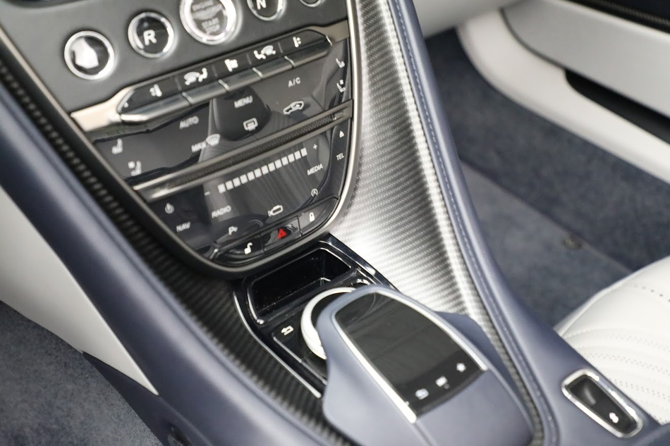 New 2019 Aston Martin DB11 V8 Convertible For Sale In Greenwich, CT 3147_p24