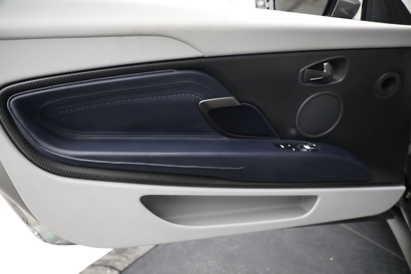 New 2019 Aston Martin DB11 V8 Convertible For Sale In Greenwich, CT 3147_p25