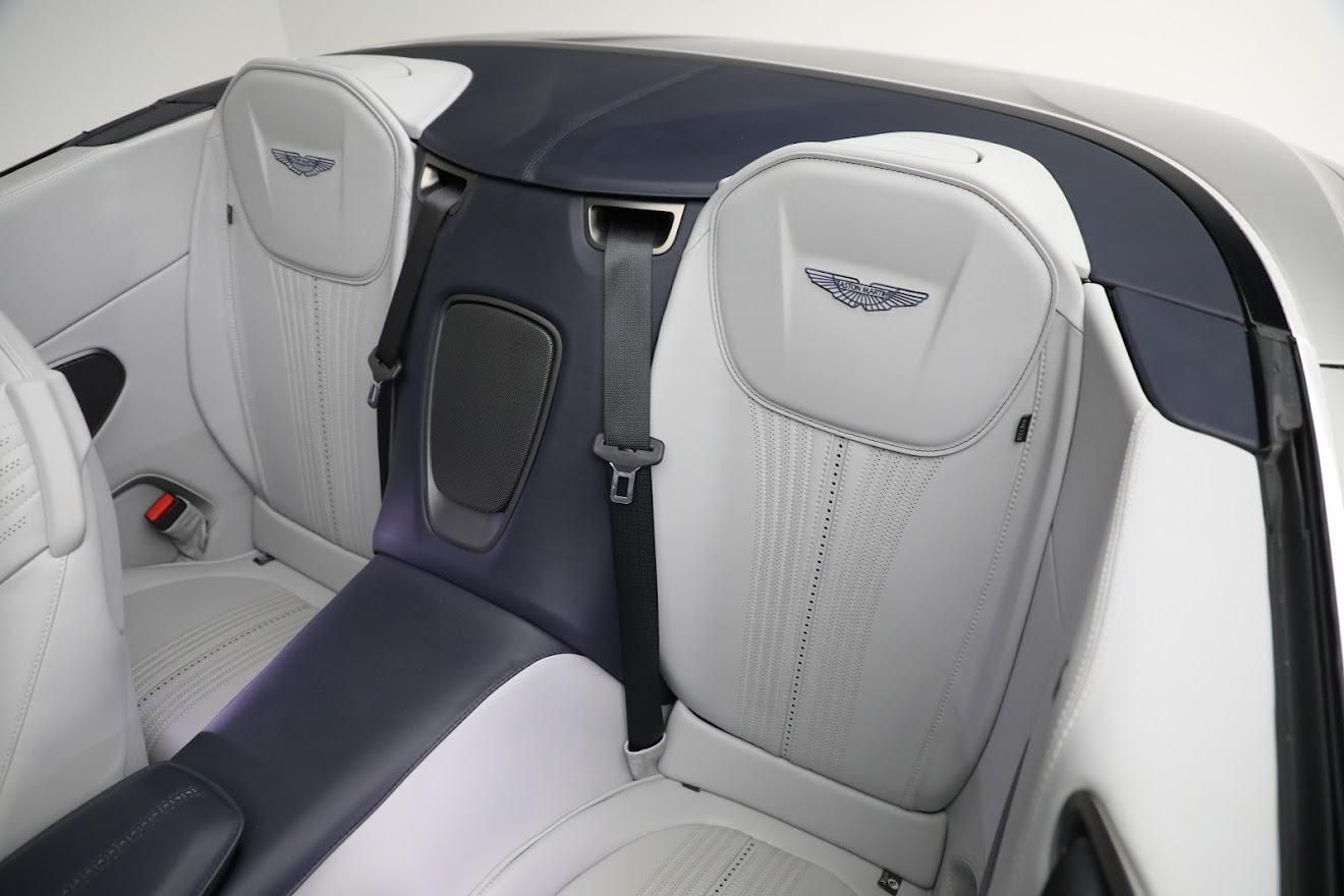 New 2019 Aston Martin DB11 V8 Convertible For Sale In Greenwich, CT 3147_p26