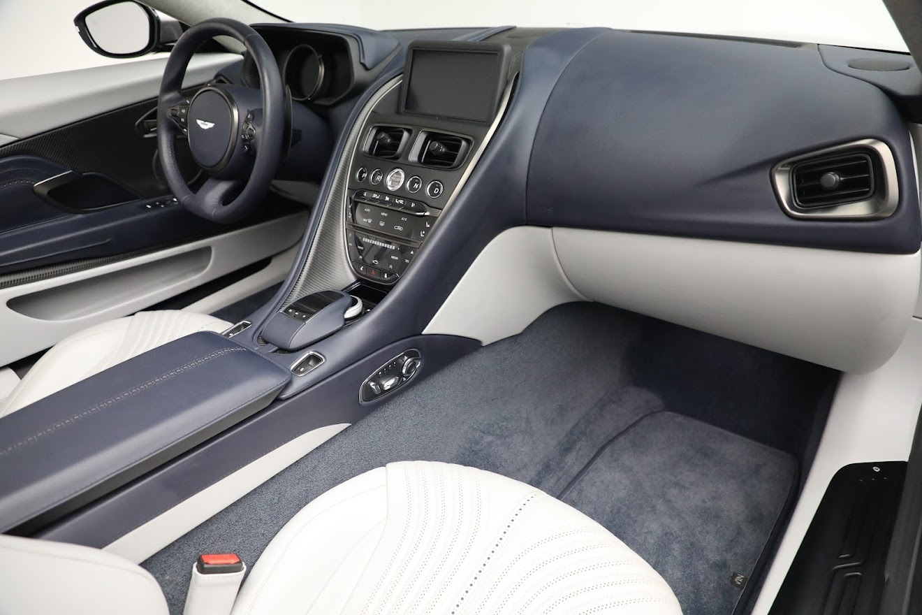 New 2019 Aston Martin DB11 V8 Convertible For Sale In Greenwich, CT 3147_p27