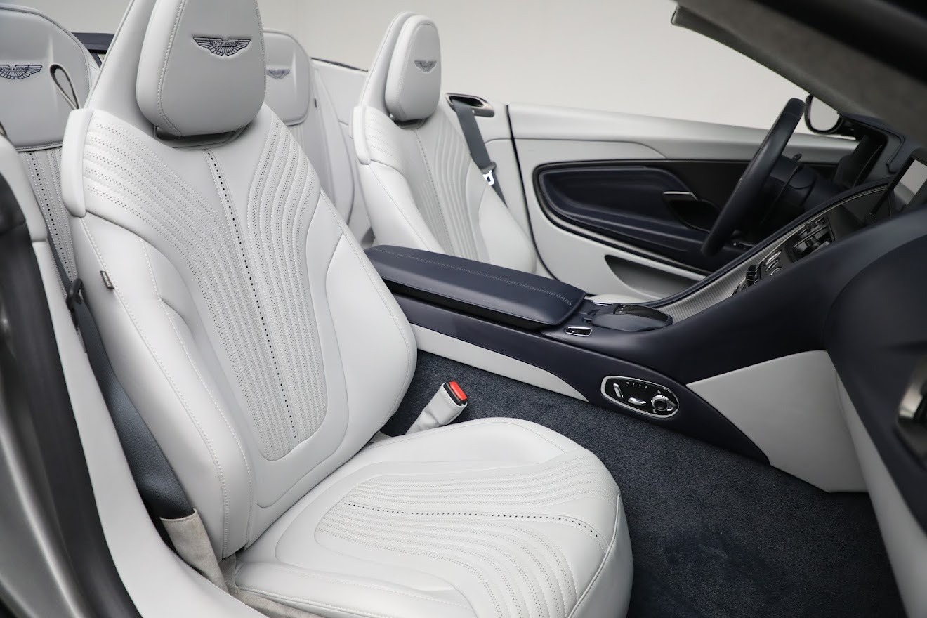 New 2019 Aston Martin DB11 V8 Convertible For Sale In Greenwich, CT 3147_p29
