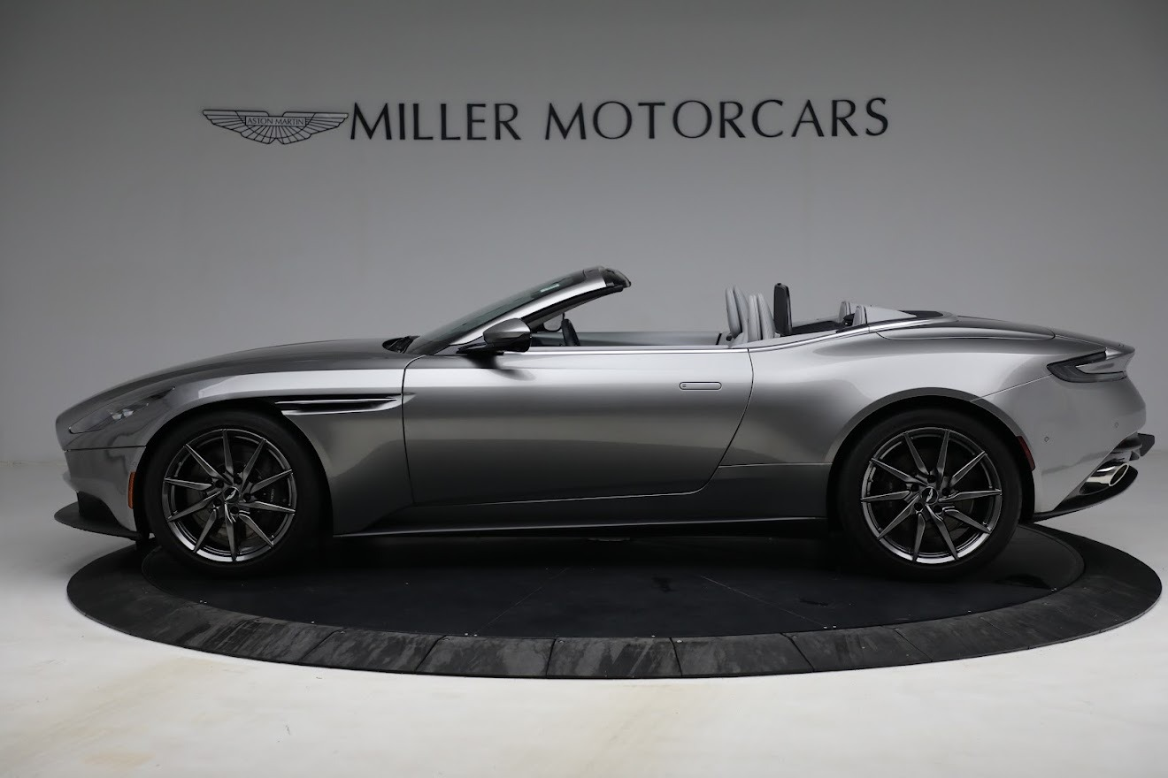 New 2019 Aston Martin DB11 V8 Convertible For Sale In Greenwich, CT 3147_p2