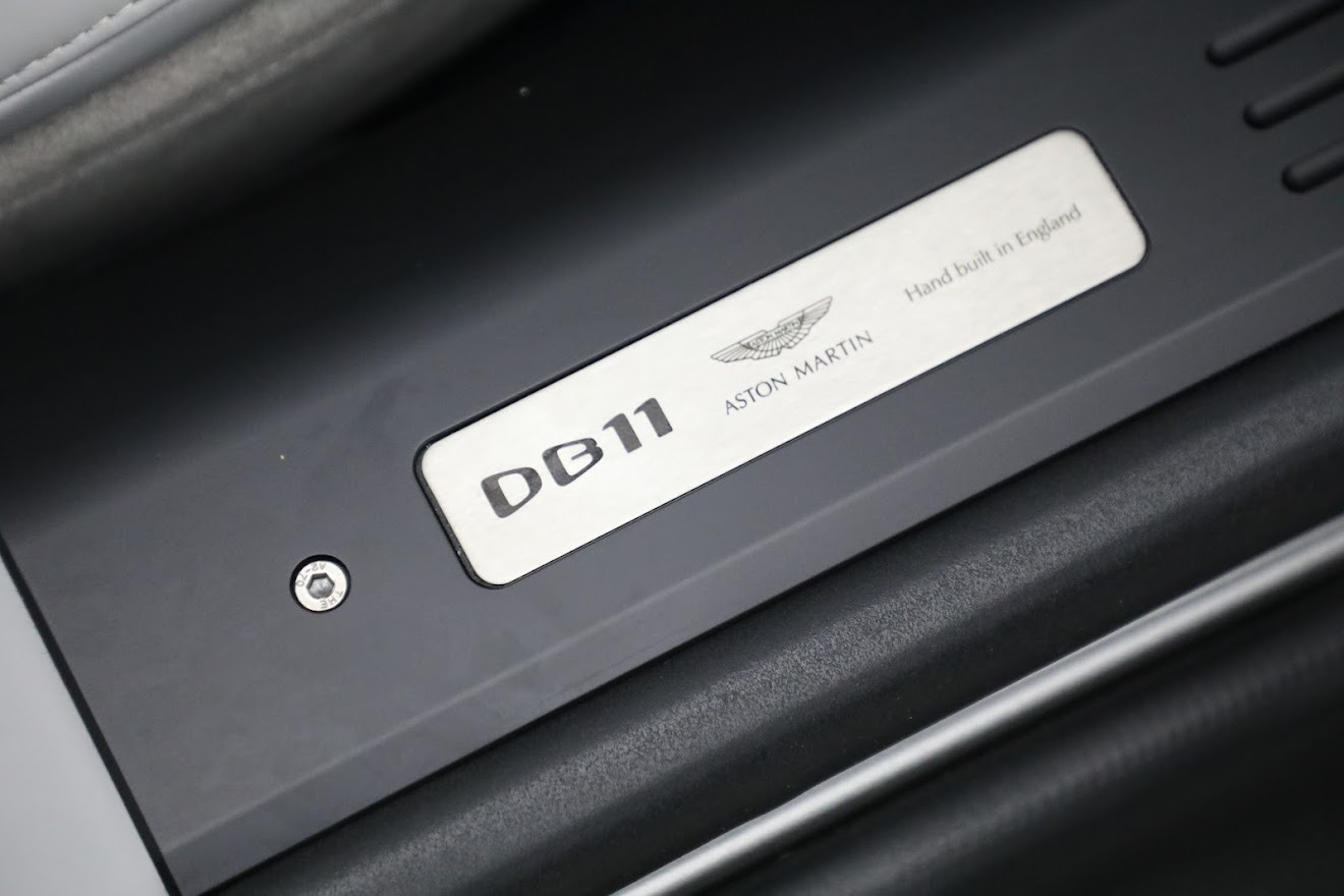 New 2019 Aston Martin DB11 V8 Convertible For Sale In Greenwich, CT 3147_p30