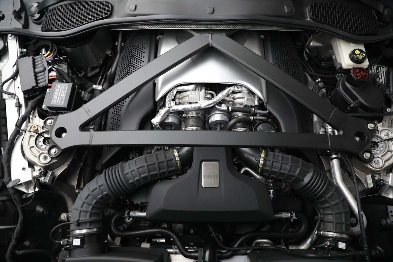 New 2019 Aston Martin DB11 V8 Convertible For Sale In Greenwich, CT 3147_p32