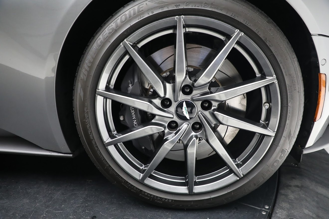 New 2019 Aston Martin DB11 V8 Convertible For Sale In Greenwich, CT 3147_p33