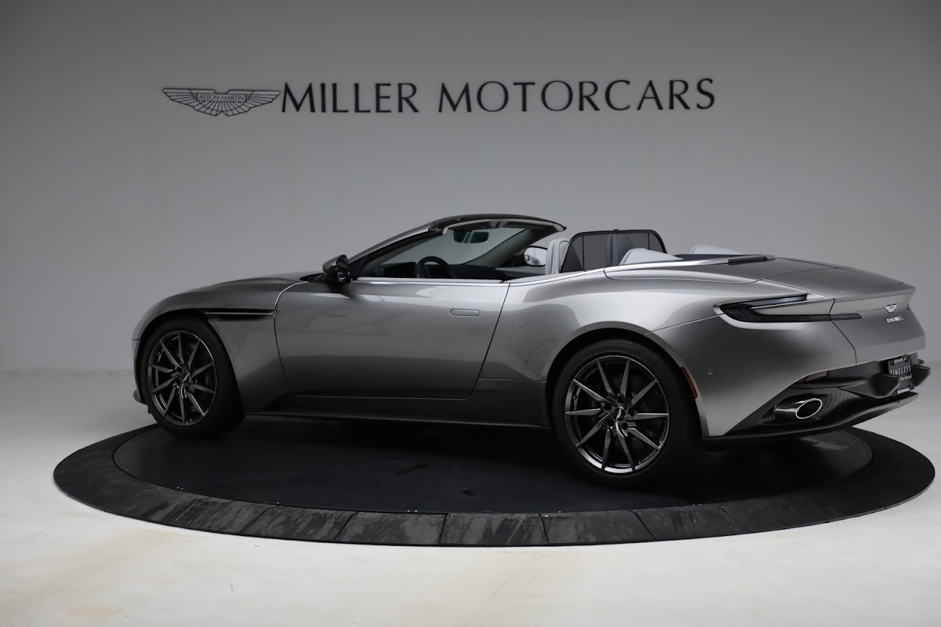 New 2019 Aston Martin DB11 V8 Convertible For Sale In Greenwich, CT 3147_p3