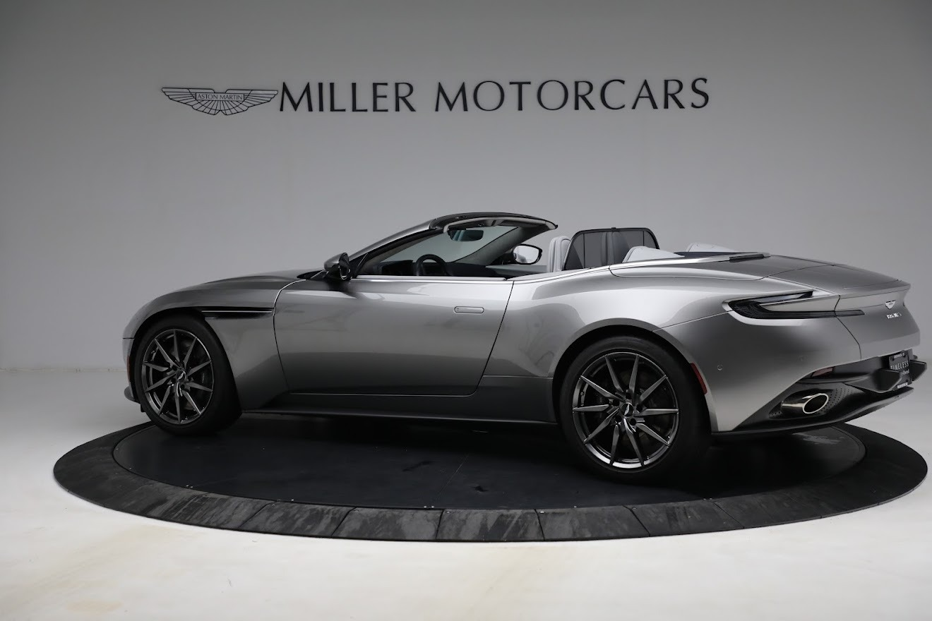 New 2019 Aston Martin DB11 V8 Convertible For Sale In Greenwich, CT 3147_p4