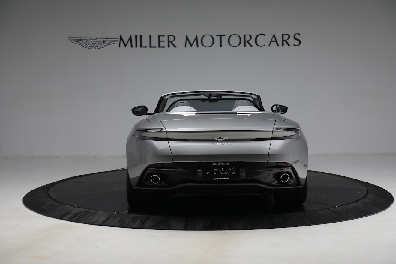 New 2019 Aston Martin DB11 V8 Convertible For Sale In Greenwich, CT 3147_p6