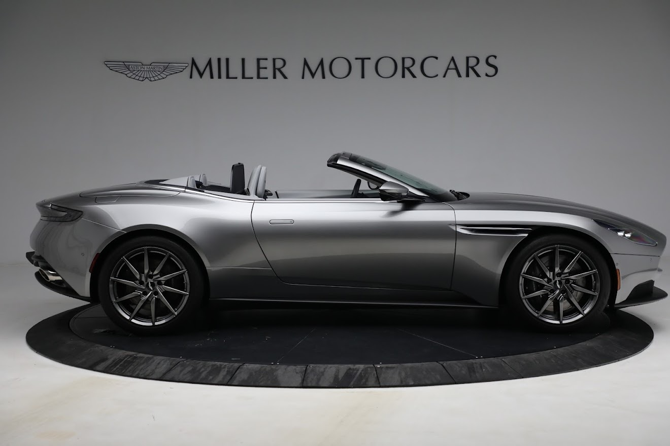 New 2019 Aston Martin DB11 V8 Convertible For Sale In Greenwich, CT 3147_p9