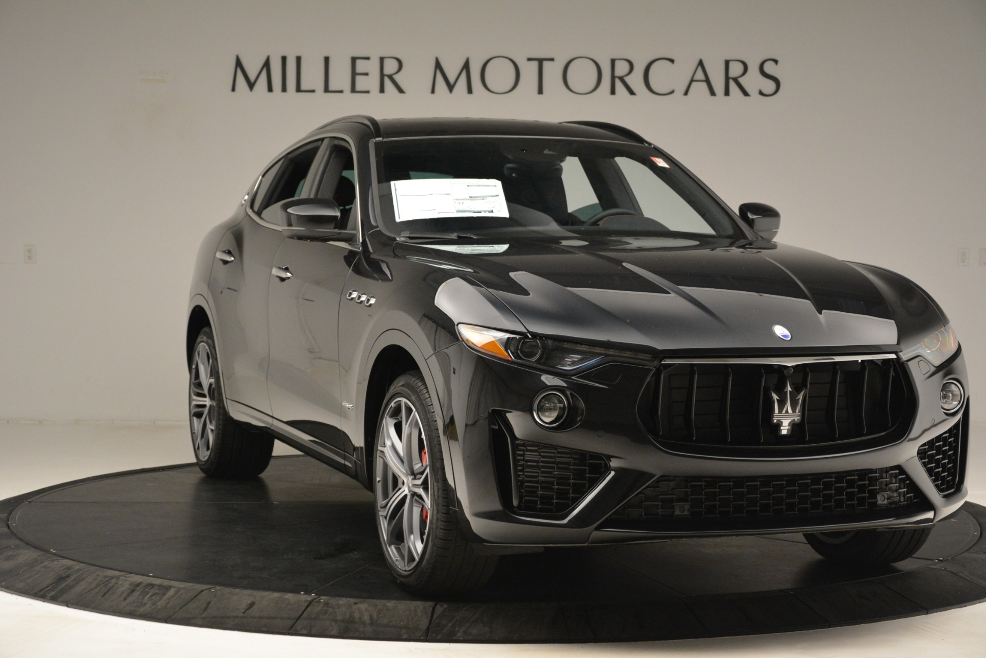 New 2019 Maserati Levante S Q4 GranSport For Sale In Greenwich, CT 3149_p10