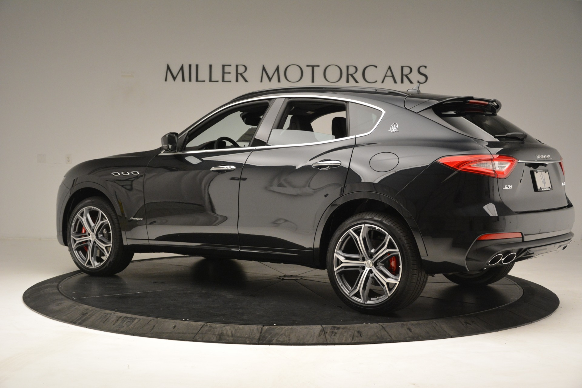 New 2019 Maserati Levante S Q4 GranSport For Sale In Greenwich, CT 3149_p4