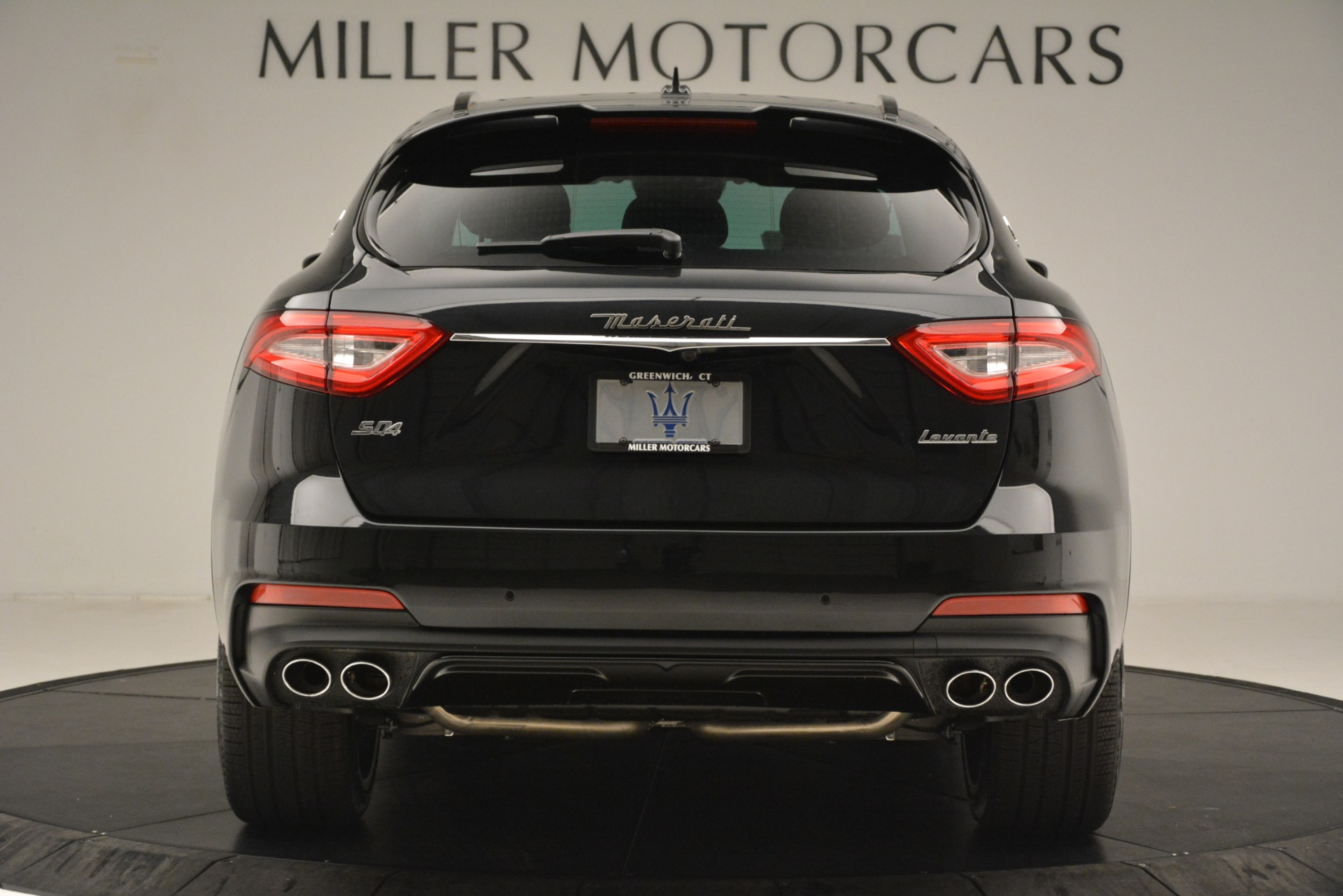 New 2019 Maserati Levante S Q4 GranSport For Sale In Greenwich, CT 3149_p6