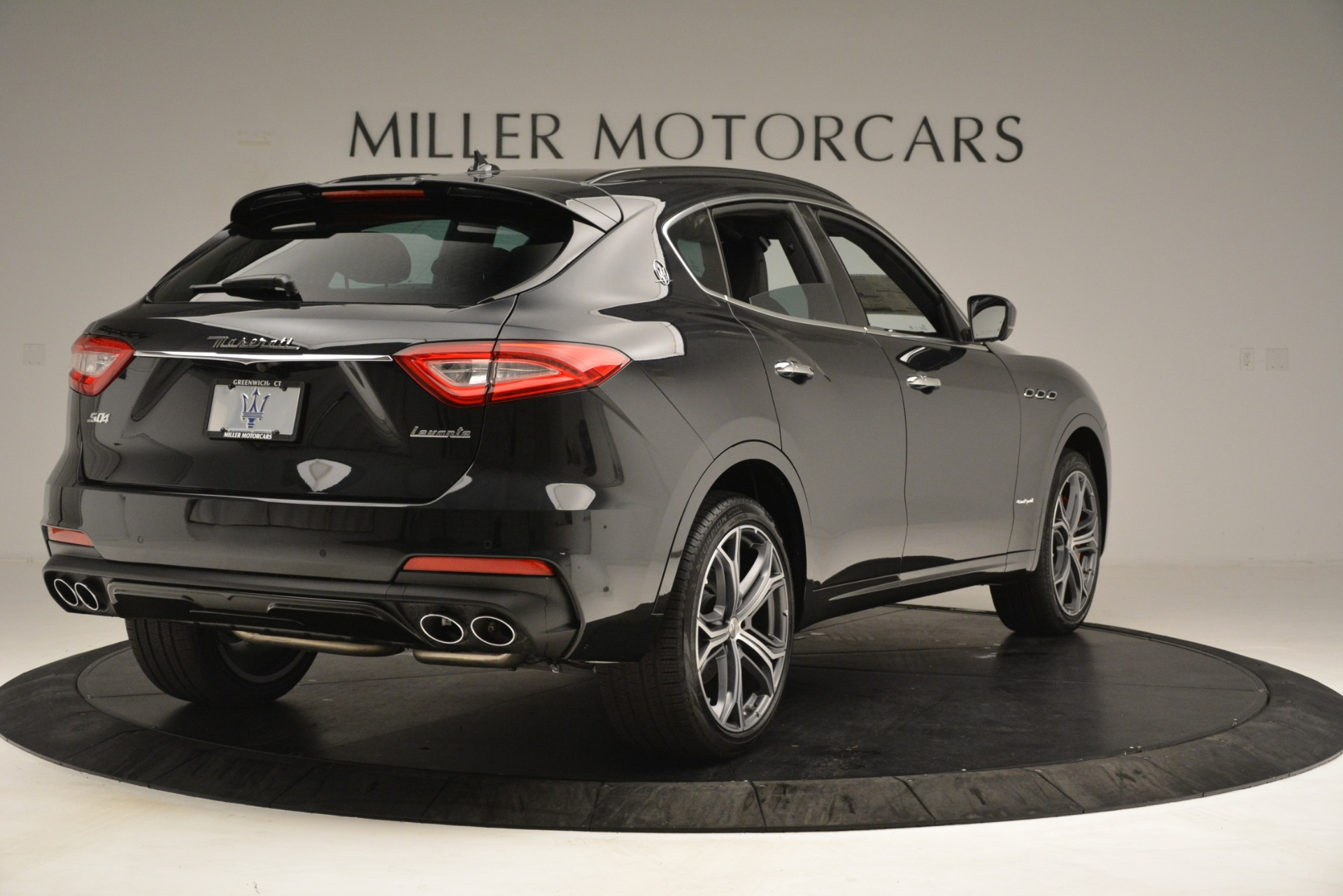 New 2019 Maserati Levante S Q4 GranSport For Sale In Greenwich, CT 3149_p7