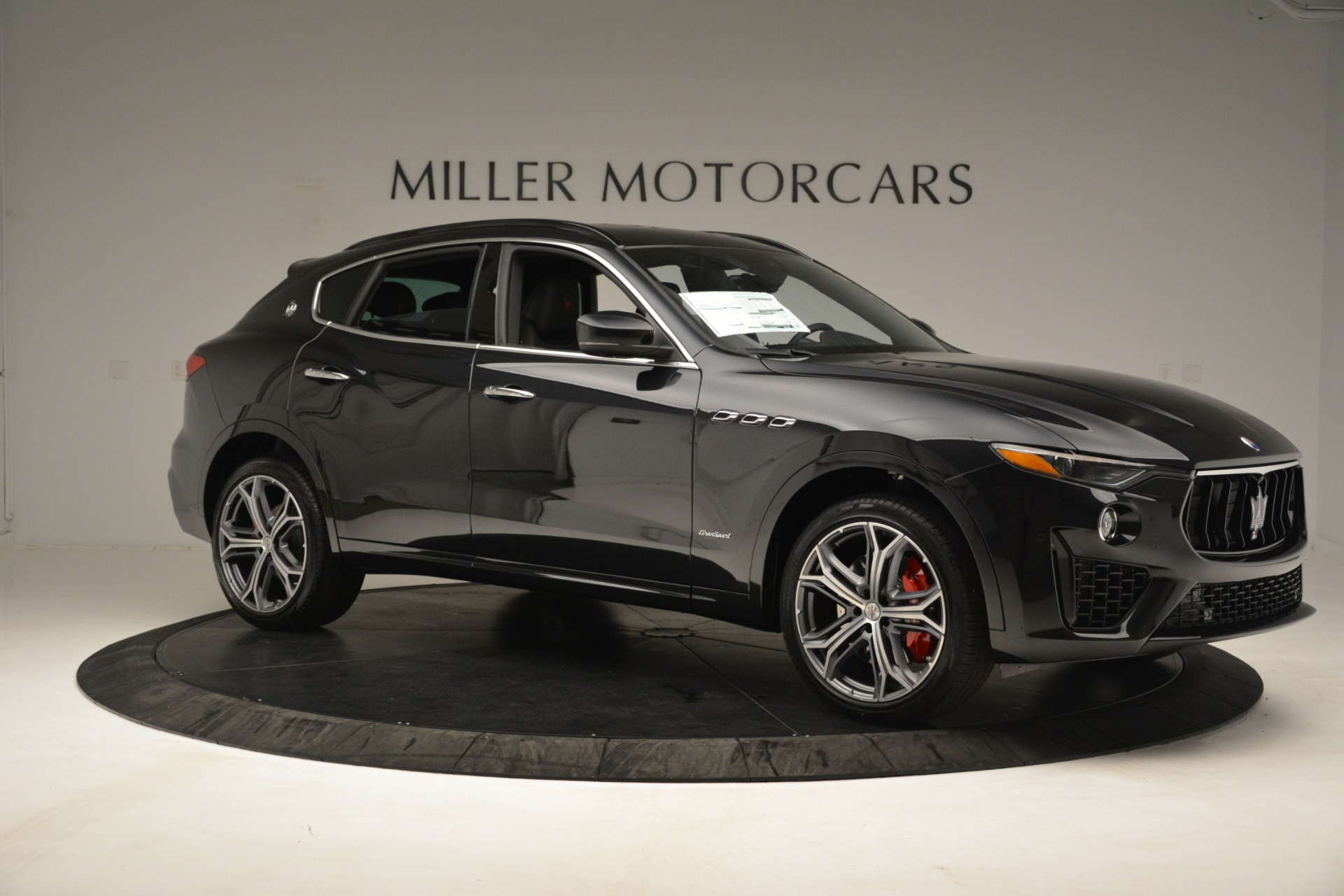 New 2019 Maserati Levante S Q4 GranSport For Sale In Greenwich, CT 3149_p9