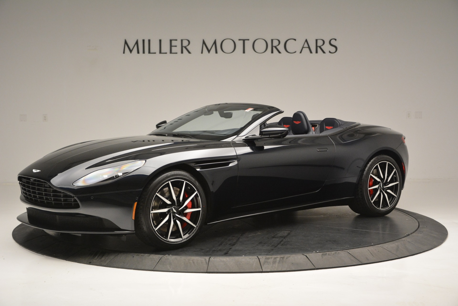 New 2019 Aston Martin DB11 V8 Convertible For Sale In Greenwich, CT 3153_main