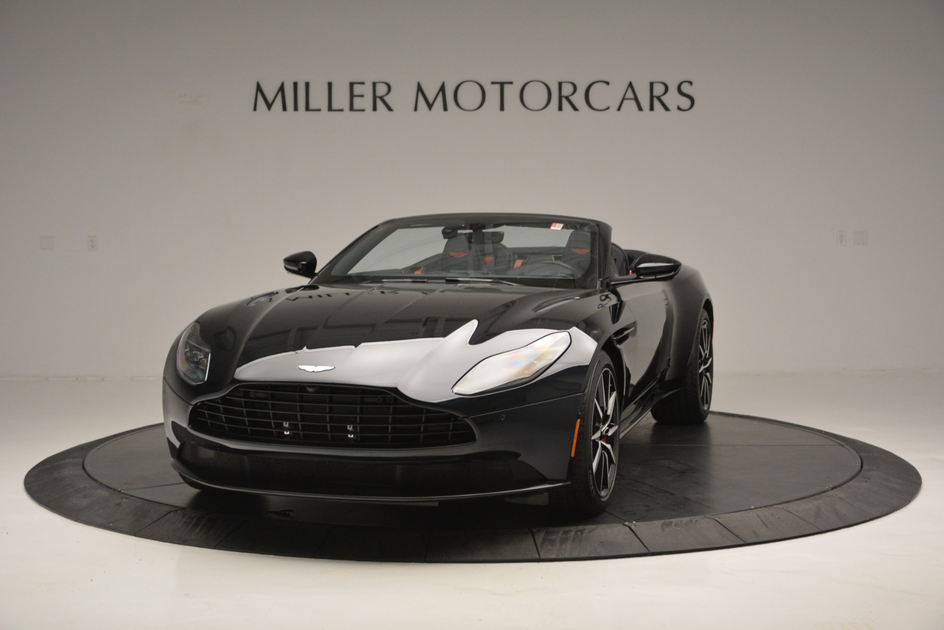 New 2019 Aston Martin DB11 V8 Convertible For Sale In Greenwich, CT 3153_p2