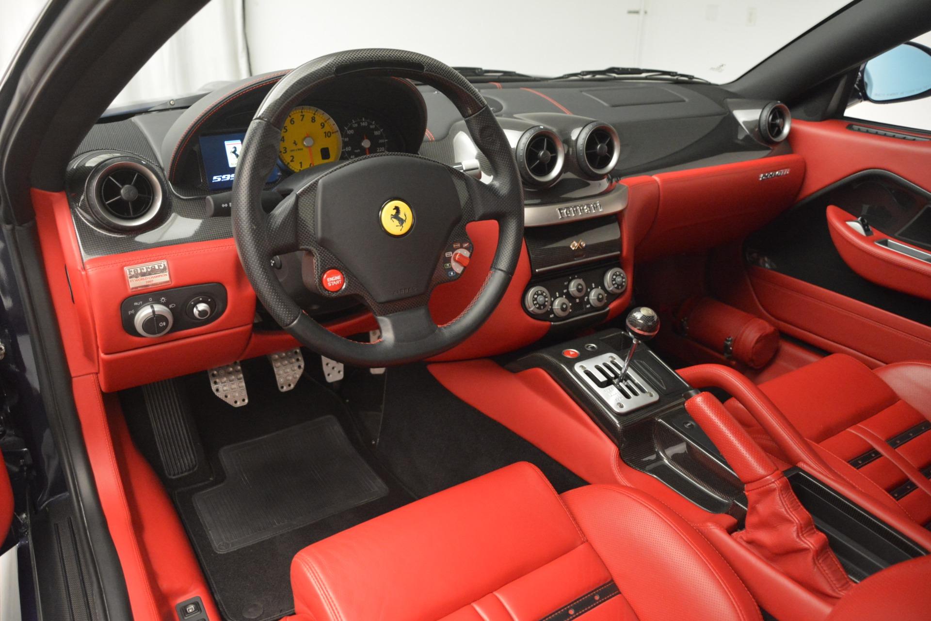 Used 2008 Ferrari 599 GTB Fiorano  For Sale In Greenwich, CT 3154_p13