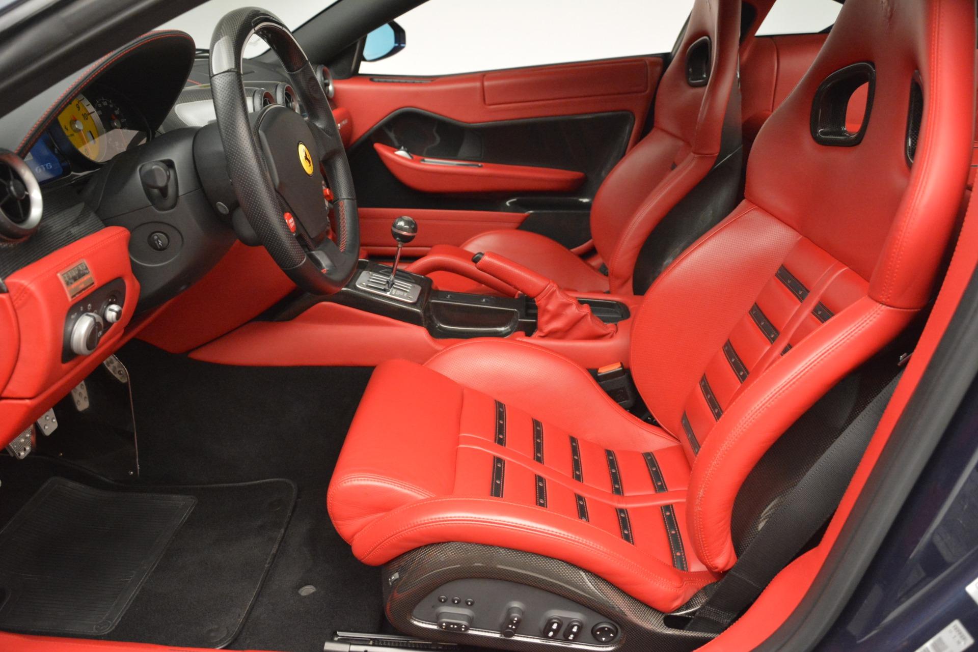 Used 2008 Ferrari 599 GTB Fiorano  For Sale In Greenwich, CT 3154_p14