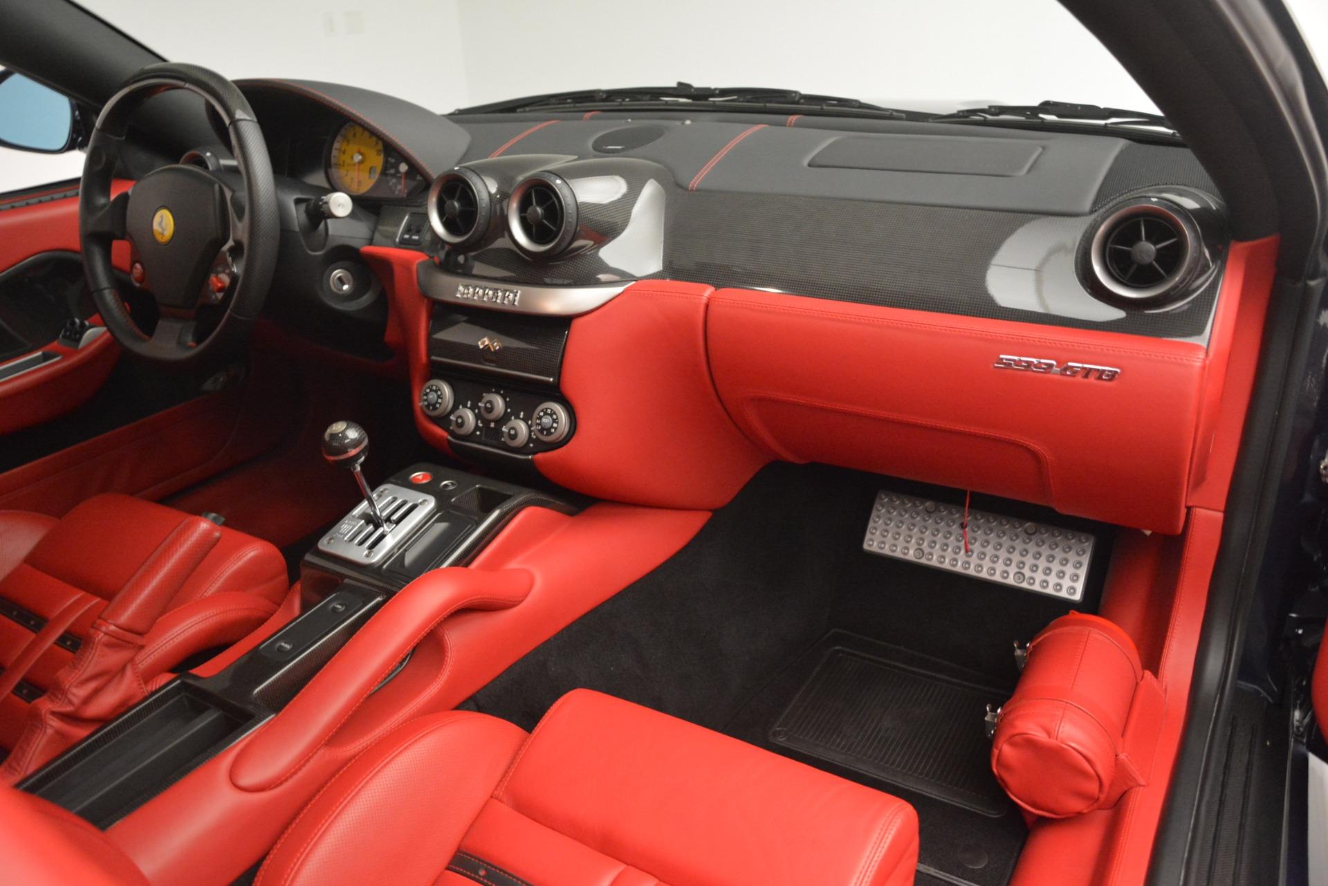 Used 2008 Ferrari 599 GTB Fiorano  For Sale In Greenwich, CT 3154_p17