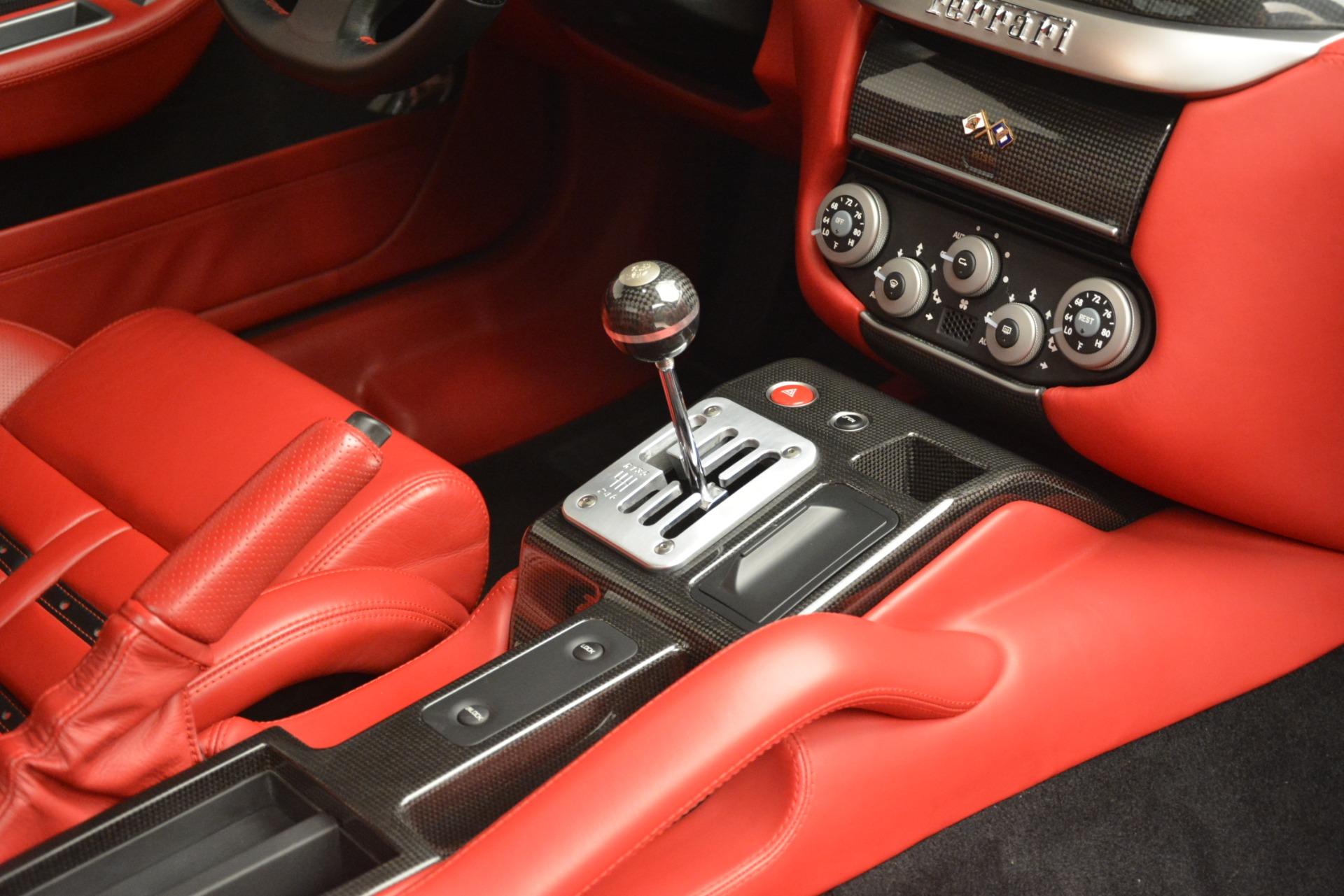 Used 2008 Ferrari 599 GTB Fiorano  For Sale In Greenwich, CT 3154_p20