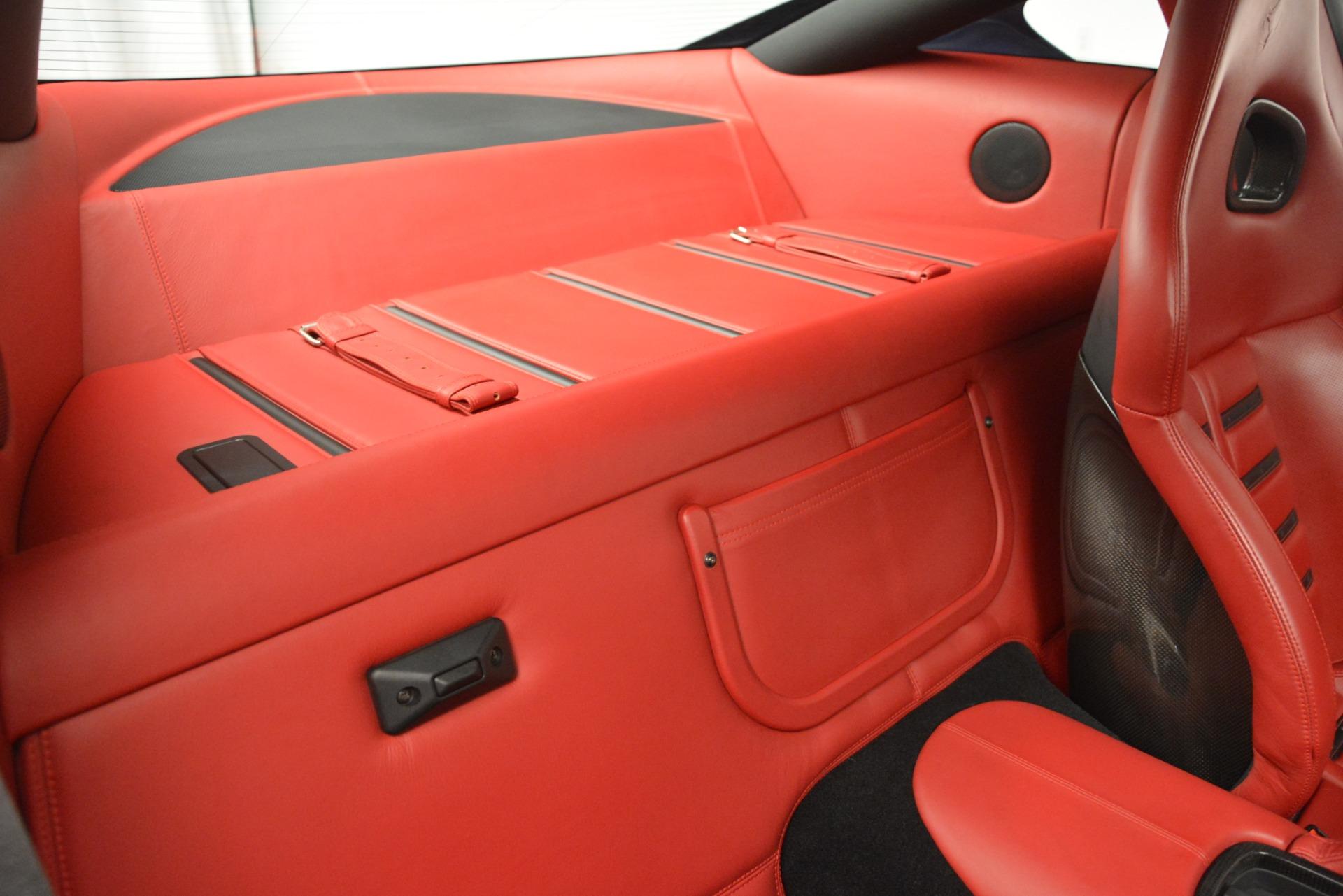Used 2008 Ferrari 599 GTB Fiorano  For Sale In Greenwich, CT 3154_p21