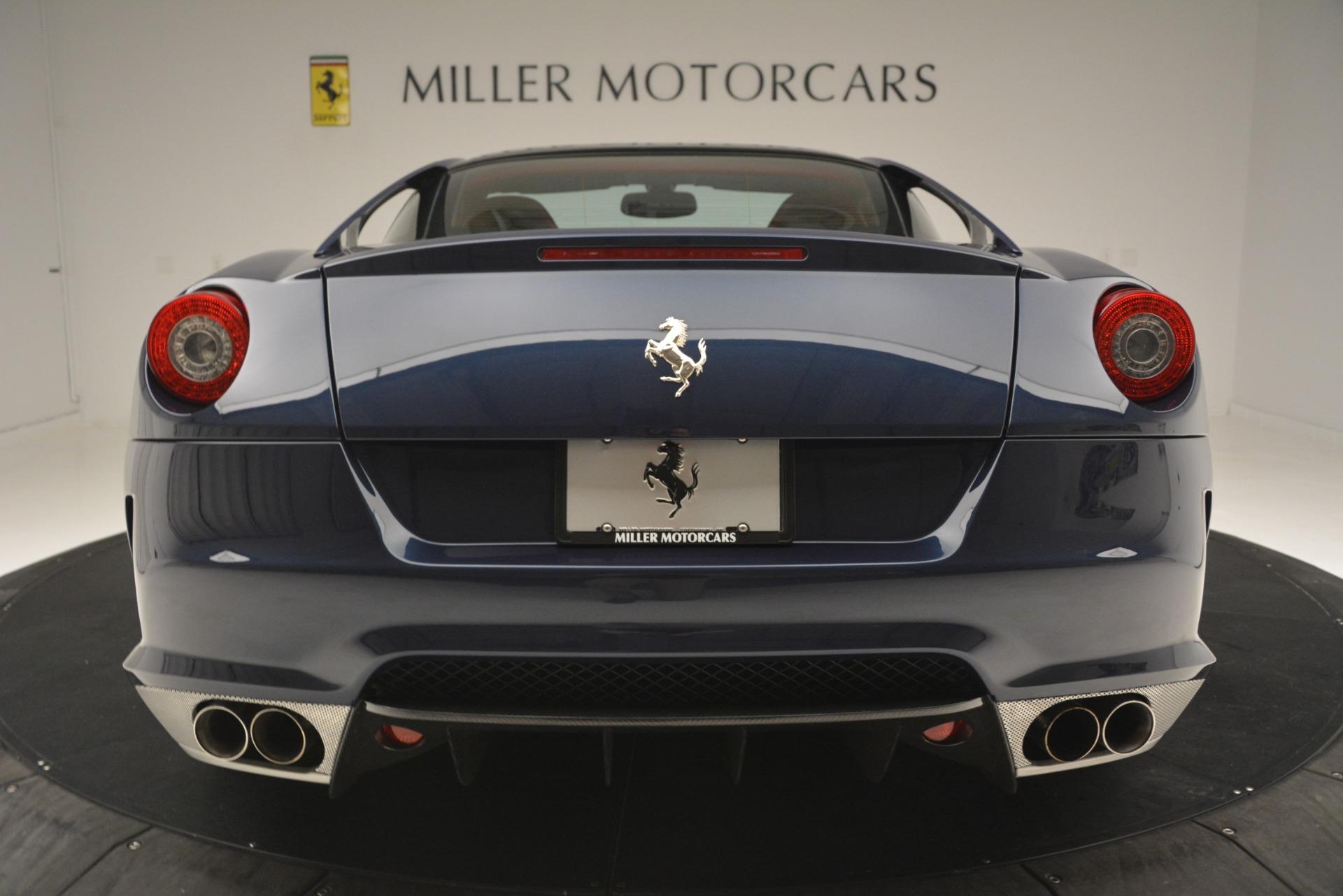 Used 2008 Ferrari 599 GTB Fiorano  For Sale In Greenwich, CT 3154_p24