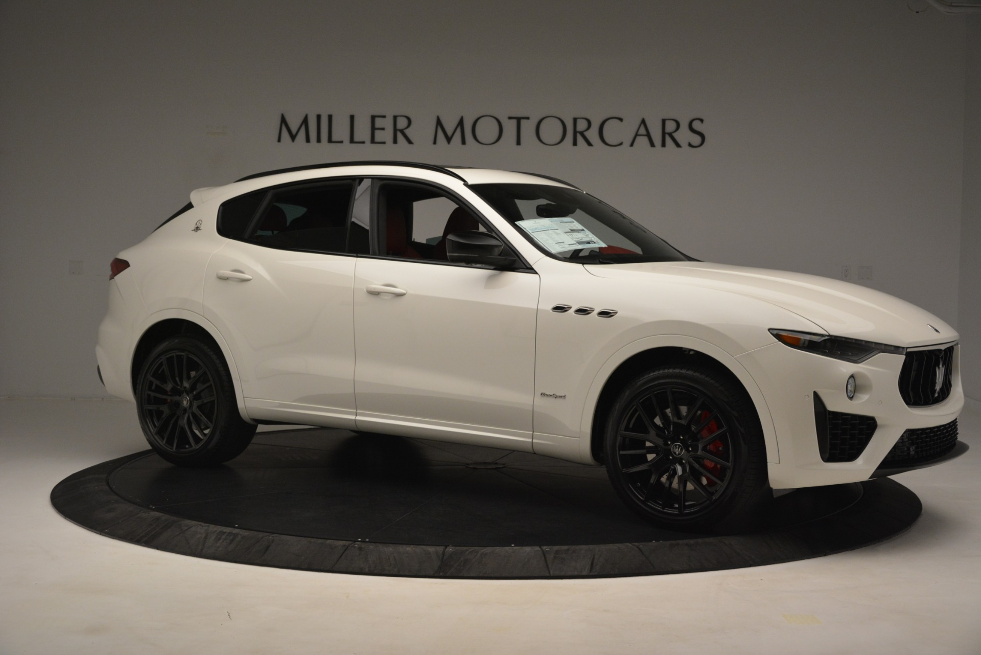 New 2019 Maserati Levante S Q4 GranSport For Sale In Greenwich, CT 3155_p10