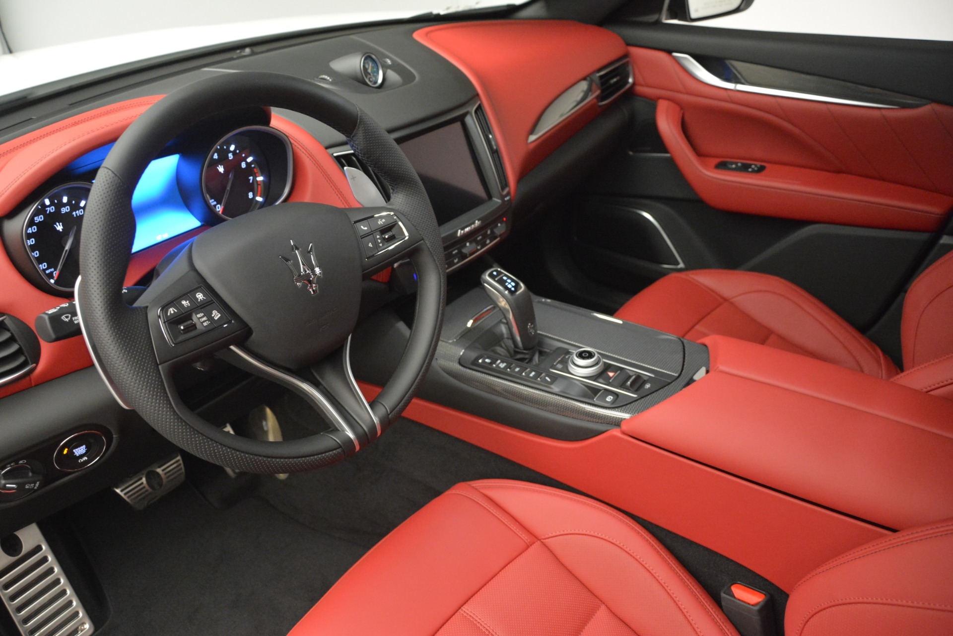 New 2019 Maserati Levante S Q4 GranSport For Sale In Greenwich, CT 3155_p13
