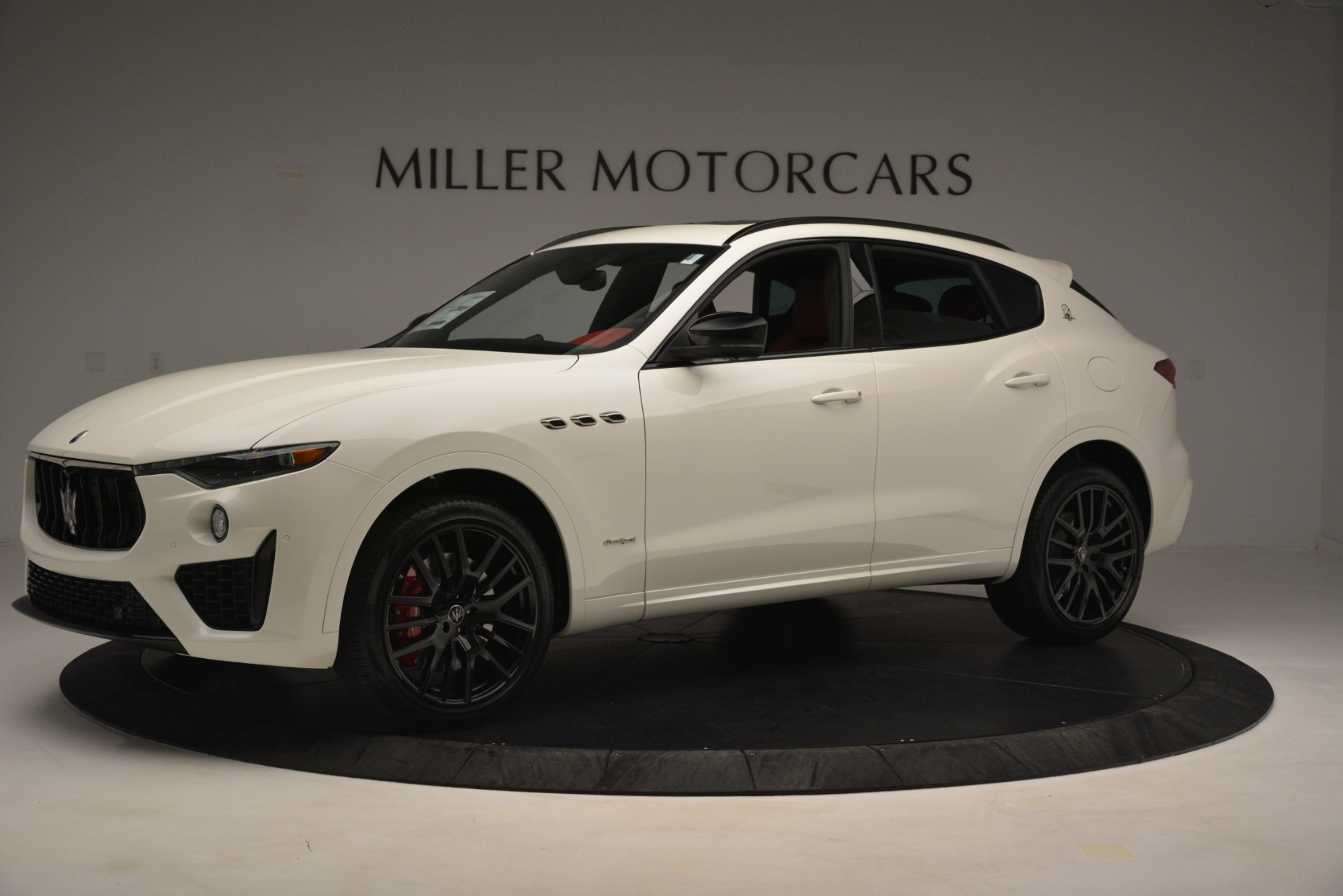 New 2019 Maserati Levante S Q4 GranSport For Sale In Greenwich, CT 3155_p2