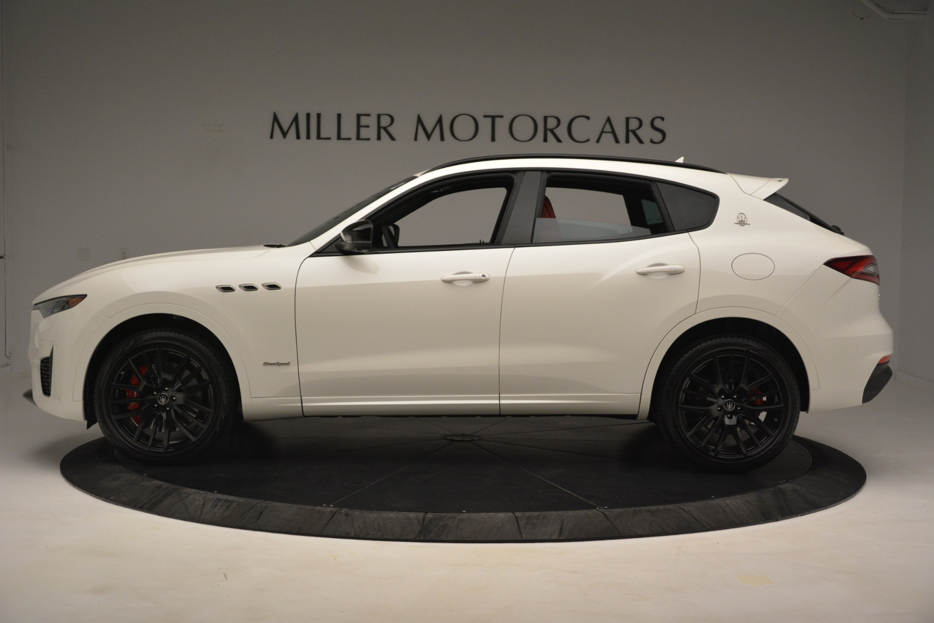New 2019 Maserati Levante S Q4 GranSport For Sale In Greenwich, CT 3155_p3