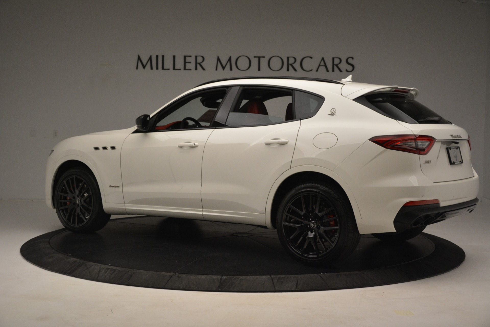 New 2019 Maserati Levante S Q4 GranSport For Sale In Greenwich, CT 3155_p4