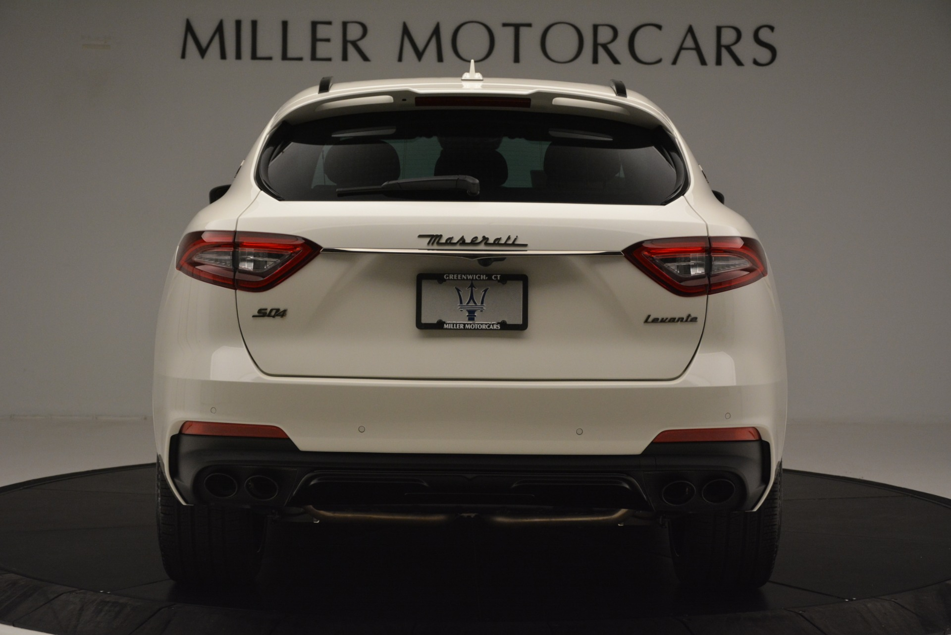New 2019 Maserati Levante S Q4 GranSport For Sale In Greenwich, CT 3155_p6
