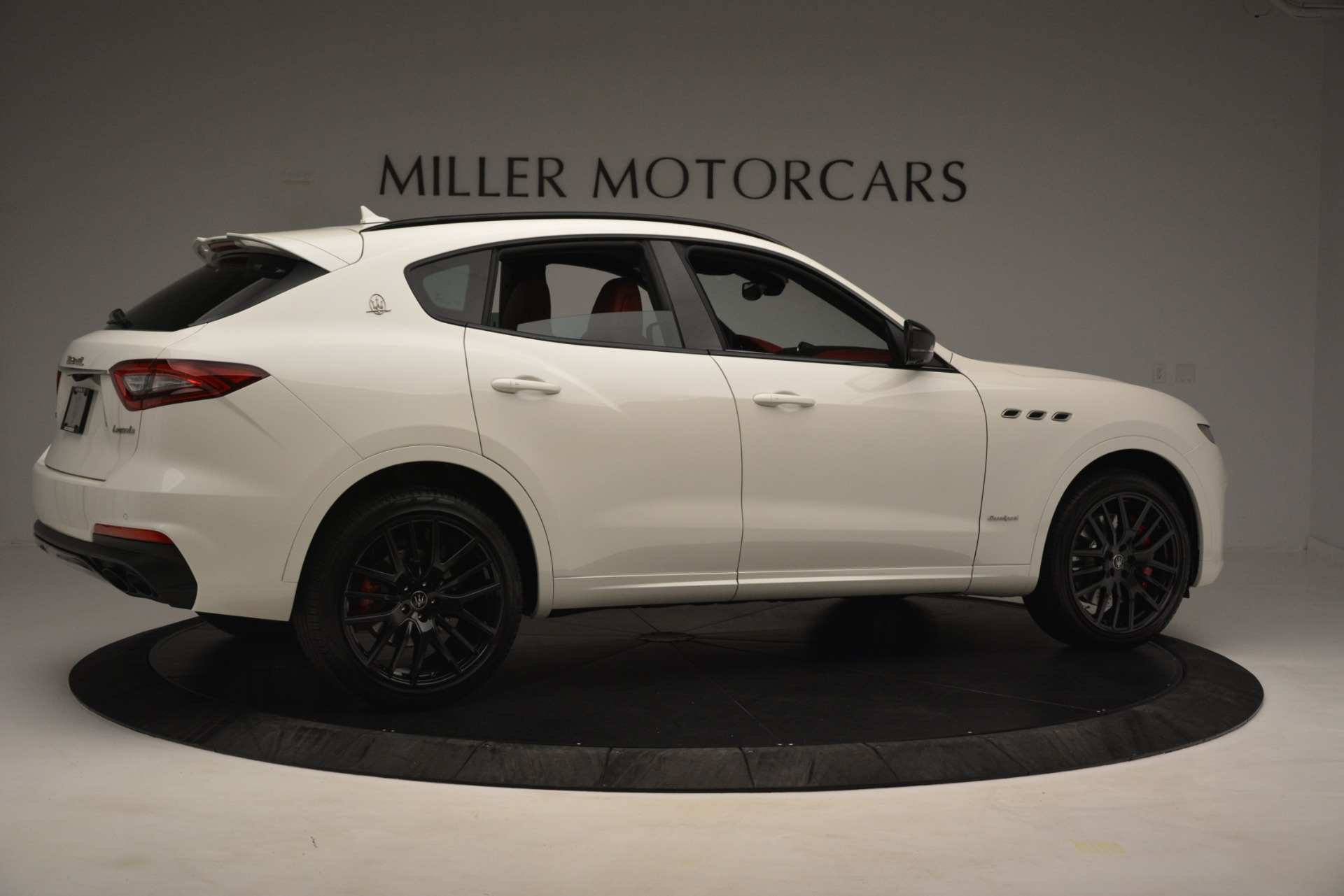 New 2019 Maserati Levante S Q4 GranSport For Sale In Greenwich, CT 3155_p8
