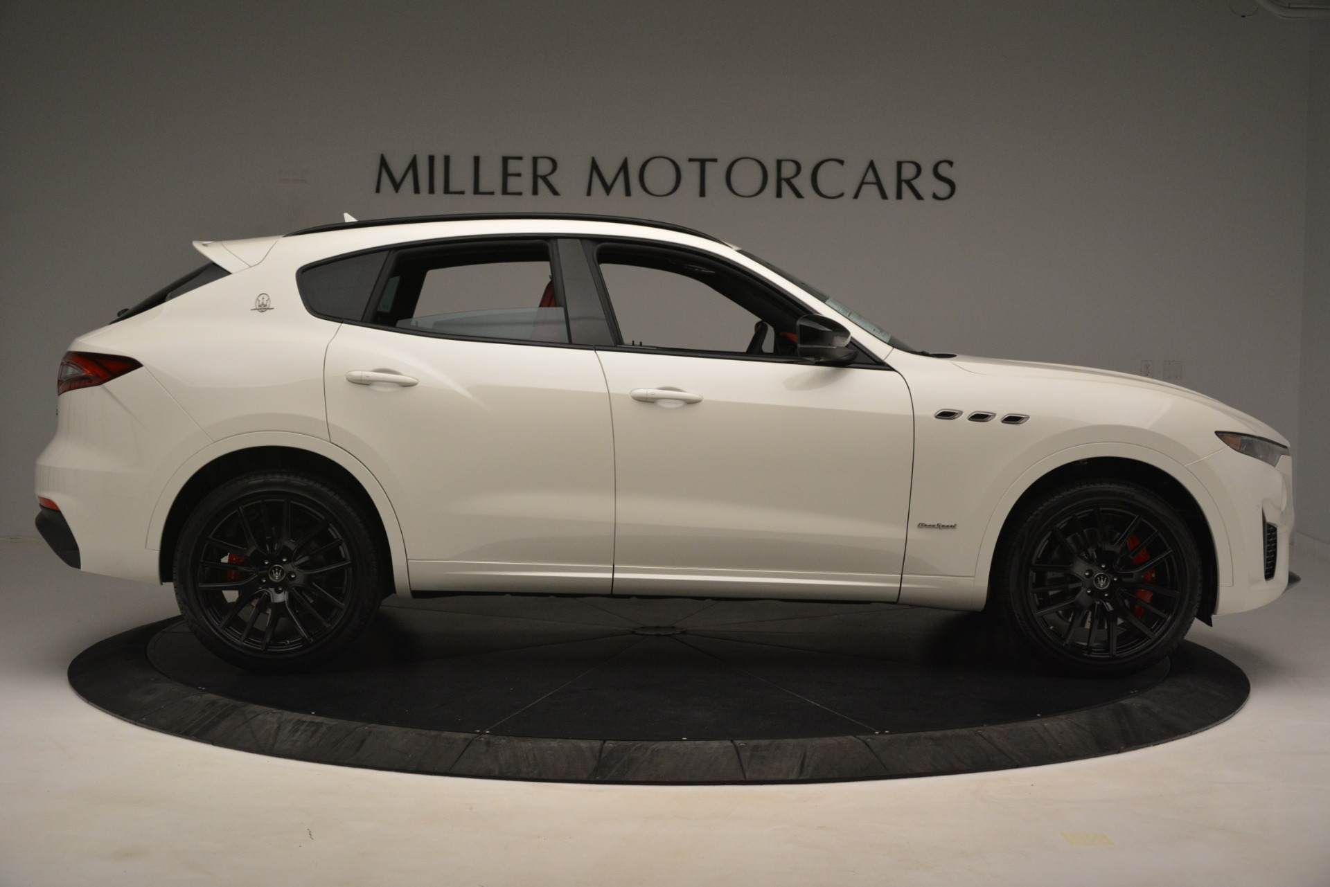 New 2019 Maserati Levante S Q4 GranSport For Sale In Greenwich, CT 3155_p9