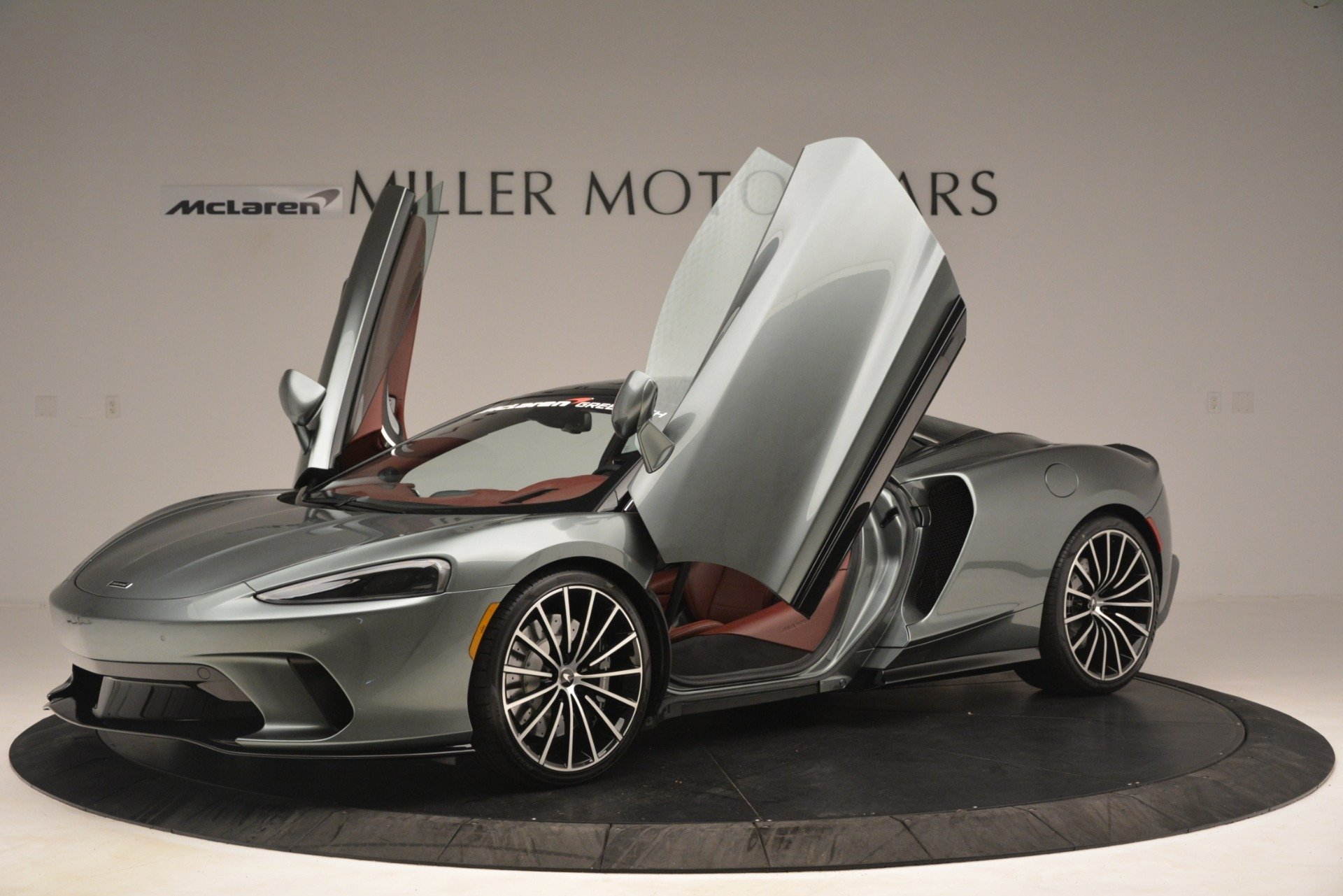 New 2020 McLaren GT Coupe For Sale In Greenwich, CT 3156_p25