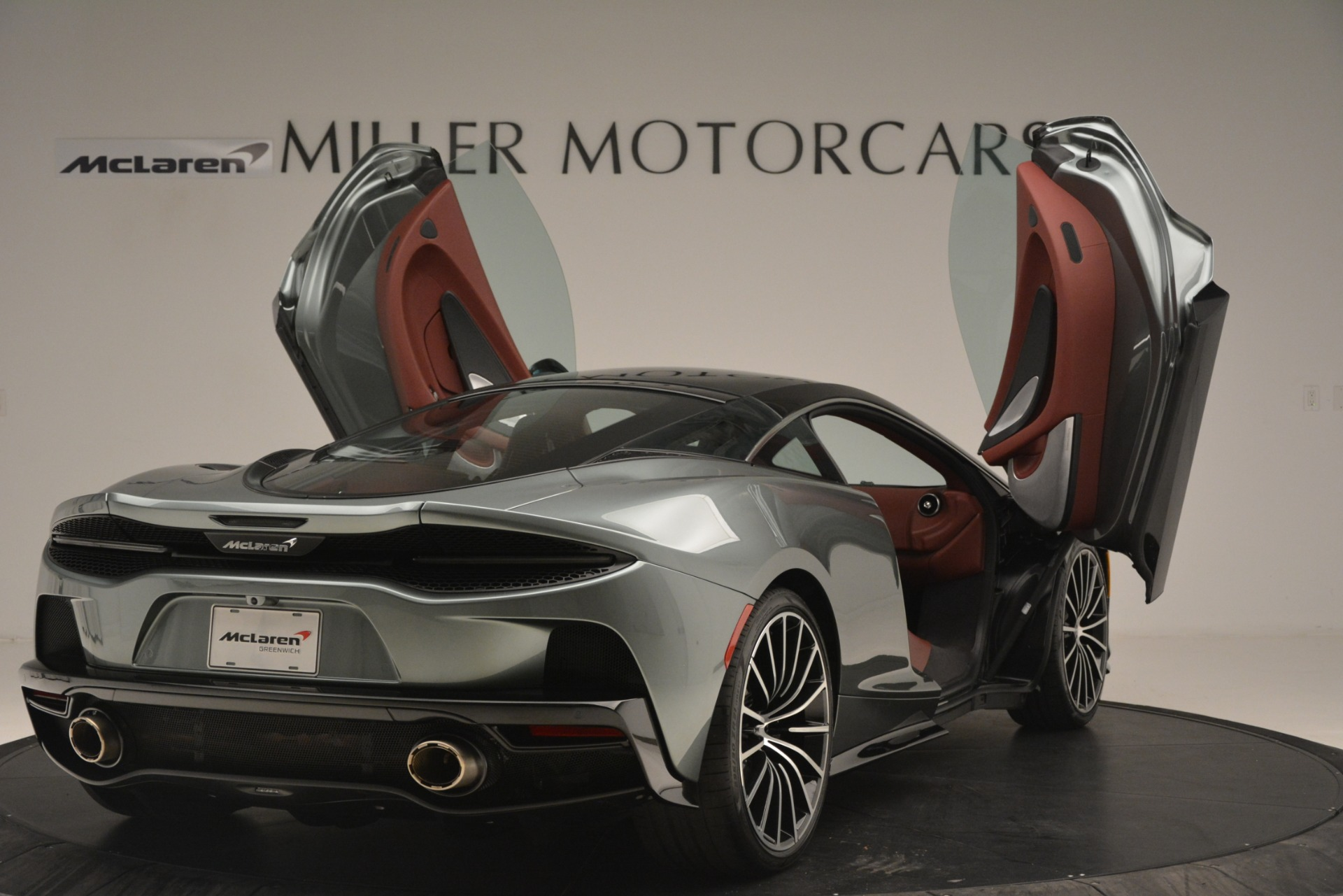 New 2020 McLaren GT Coupe For Sale In Greenwich, CT 3156_p30